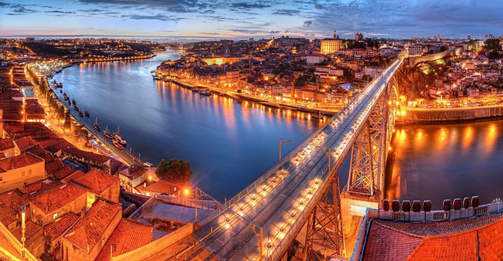 Porto Wallpaper | 1600x831 | ID:51610