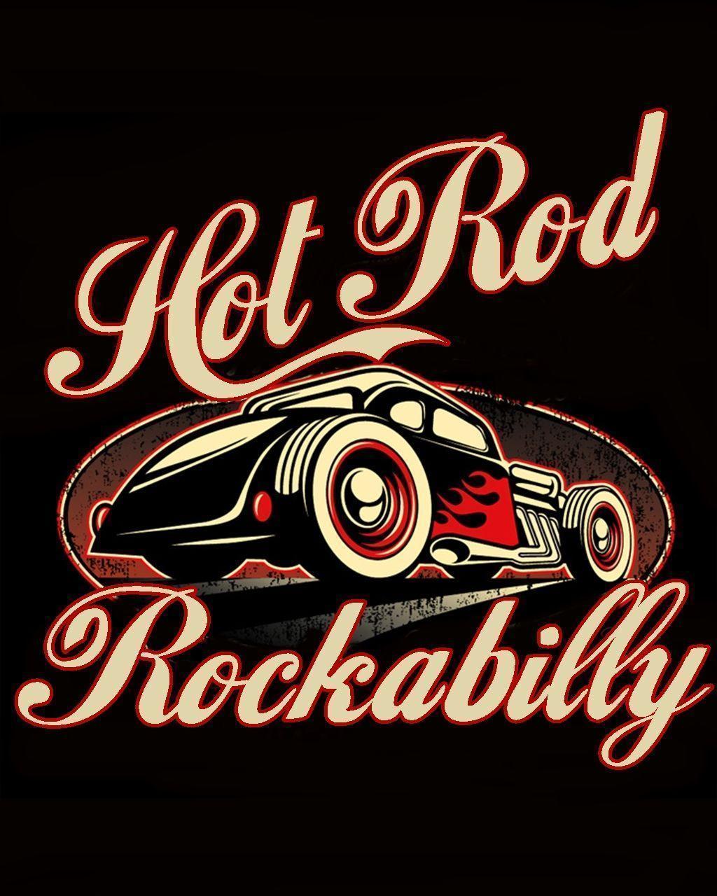 Rockabilly Wallpaper
