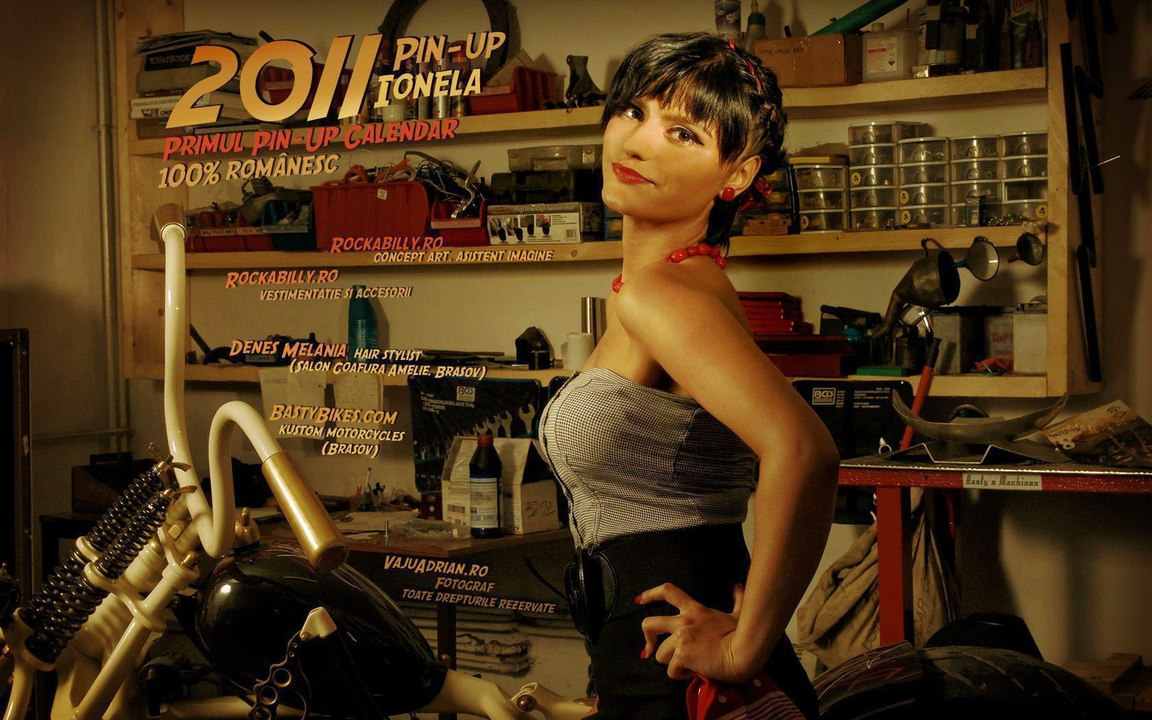 Rockabilly Pin Up Wallpapers Wallpaper Cave