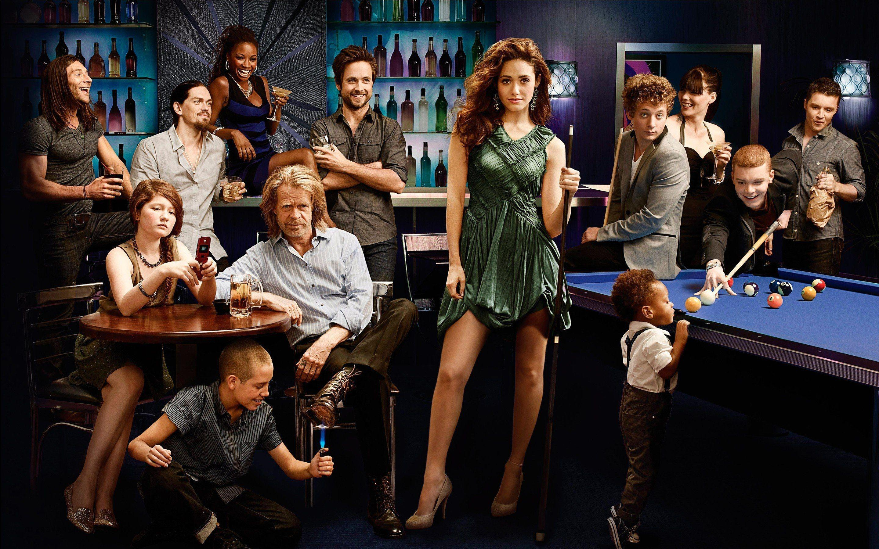 Shameless, TV series wallpaper | movies and tv series | Wallpaper ...