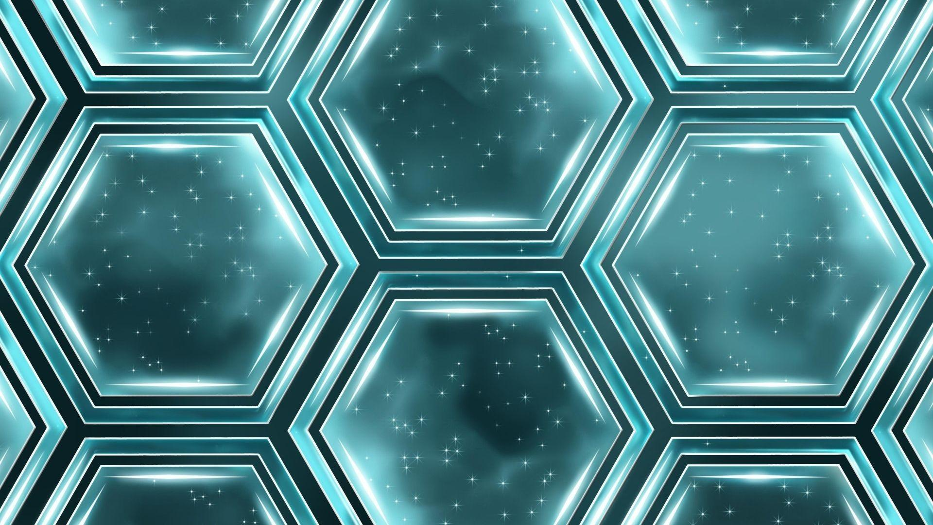 Full HD 1080p Hexagon Wallpapers HD, Desktop Backgrounds 1920x1080 ...