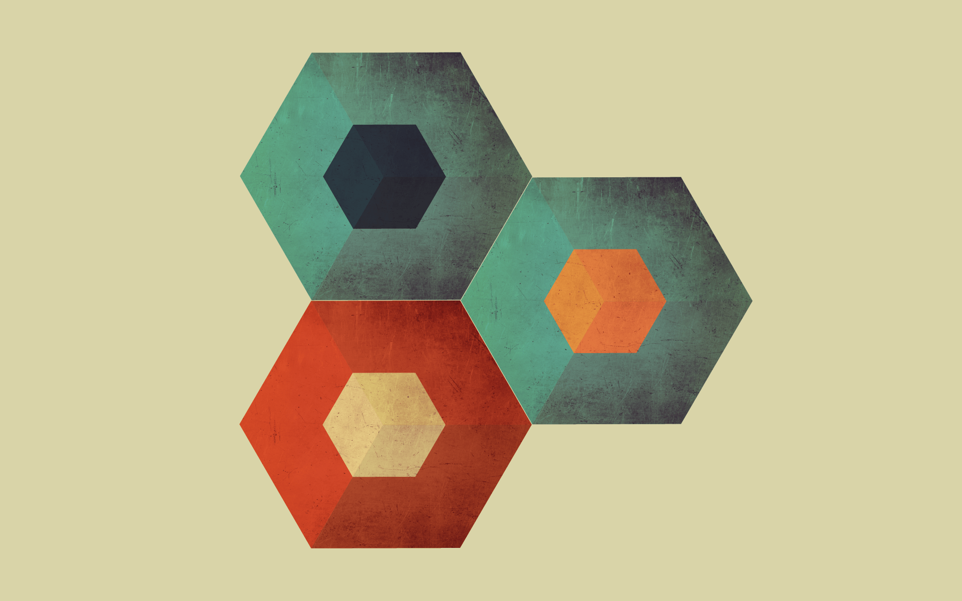 Hexagon Wallpapers Page 1