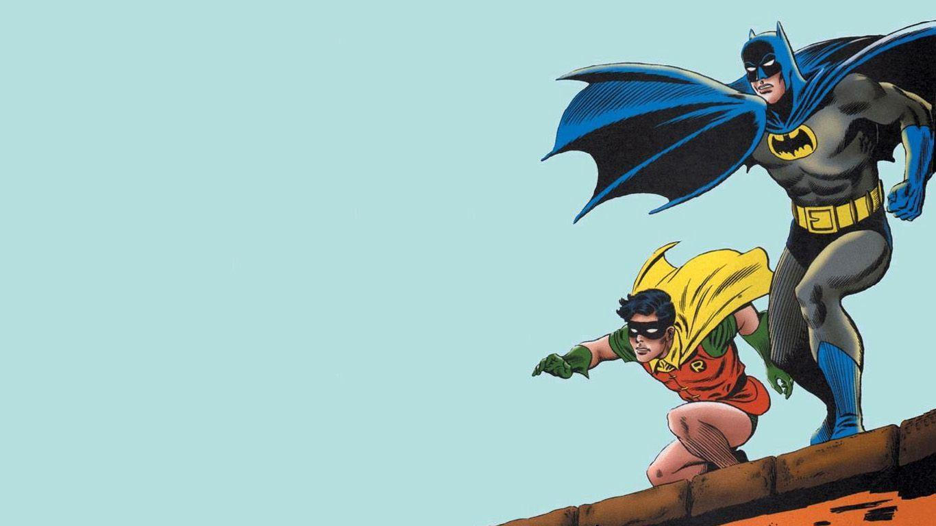 Batman And Robin Wallpapers 2016 4K Wallpapers