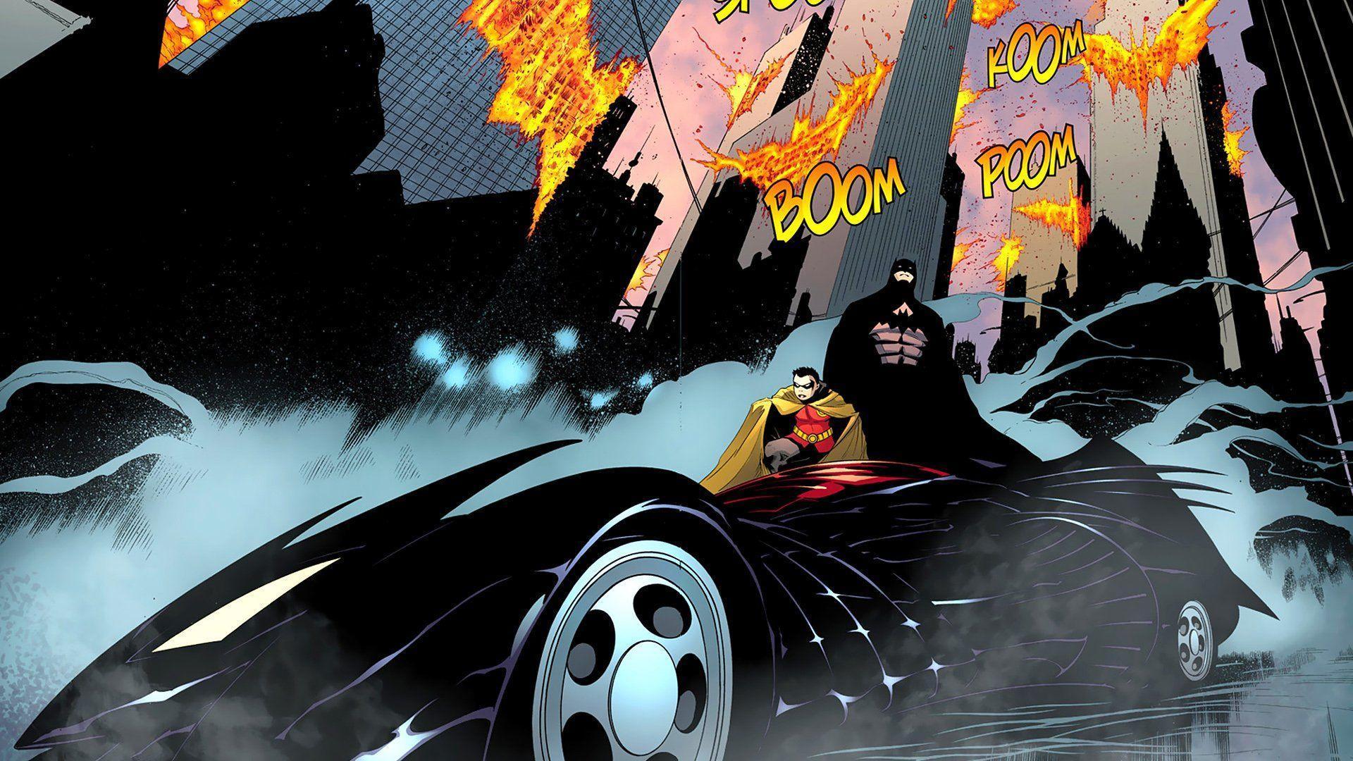 67 Batman & Robin HD Wallpapers | Backgrounds - Wallpaper Abyss