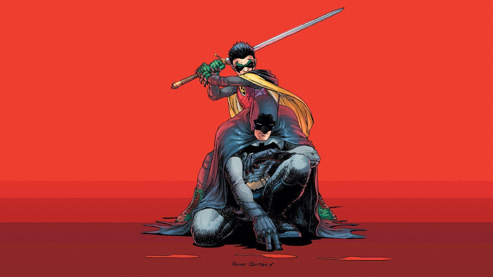 Batman And Robin HD Wallpaper | 1920x1080 | ID:27371