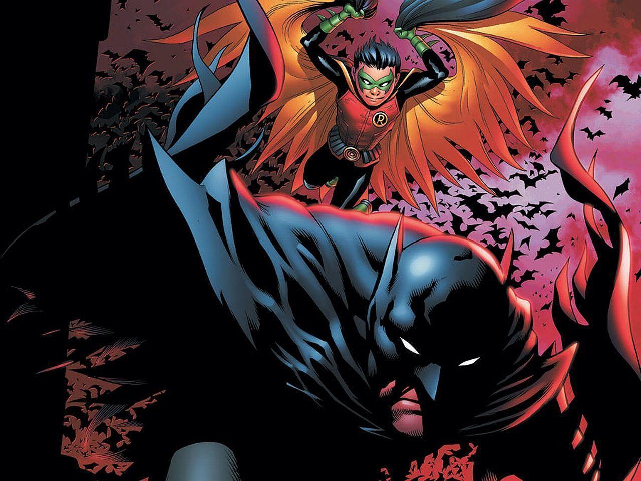 67 Batman & Robin HD Wallpapers | Backgrounds - Wallpaper Abyss ...