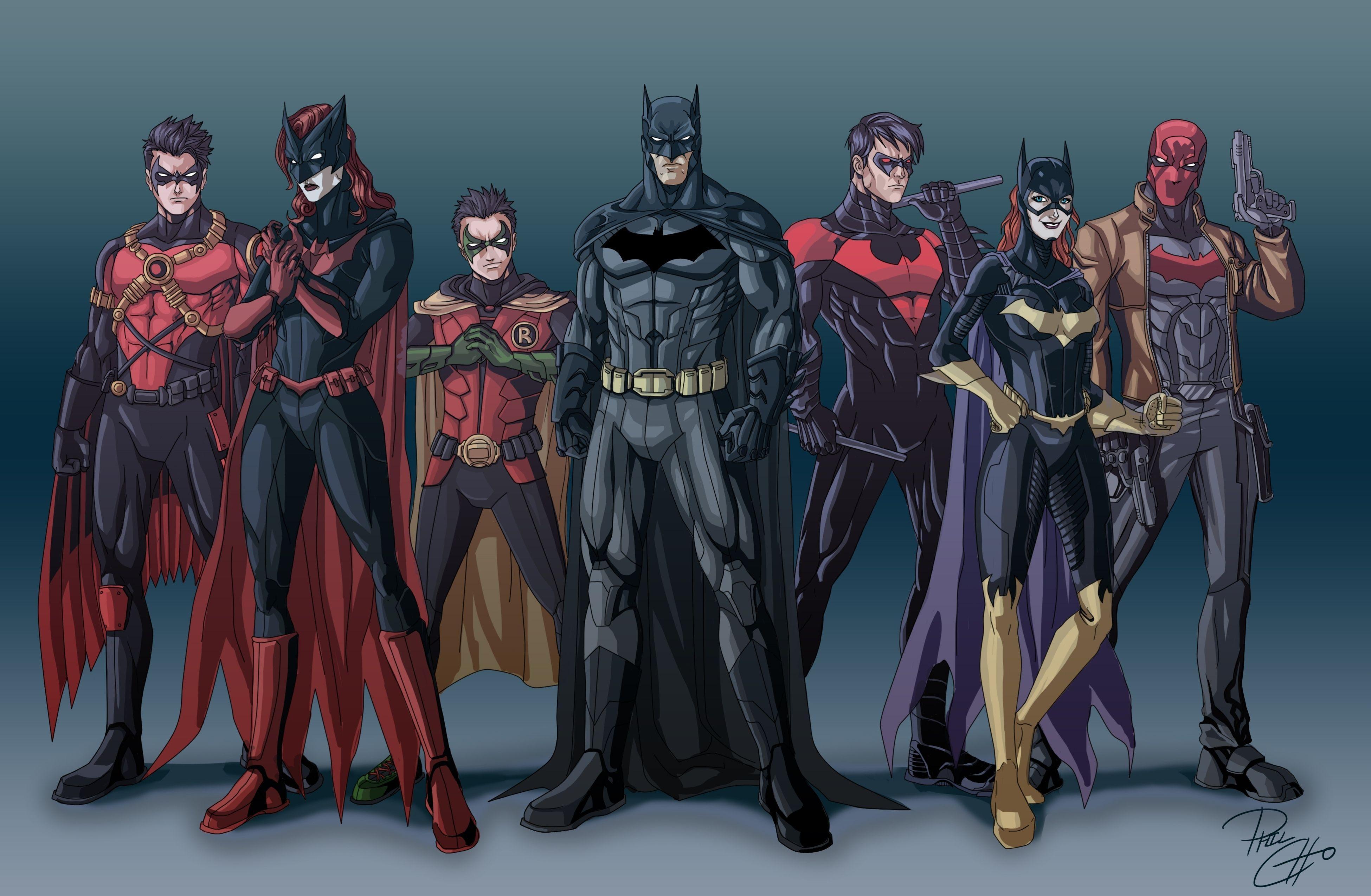 245 Robin (Batman) HD Wallpapers | Backgrounds - Wallpaper Abyss