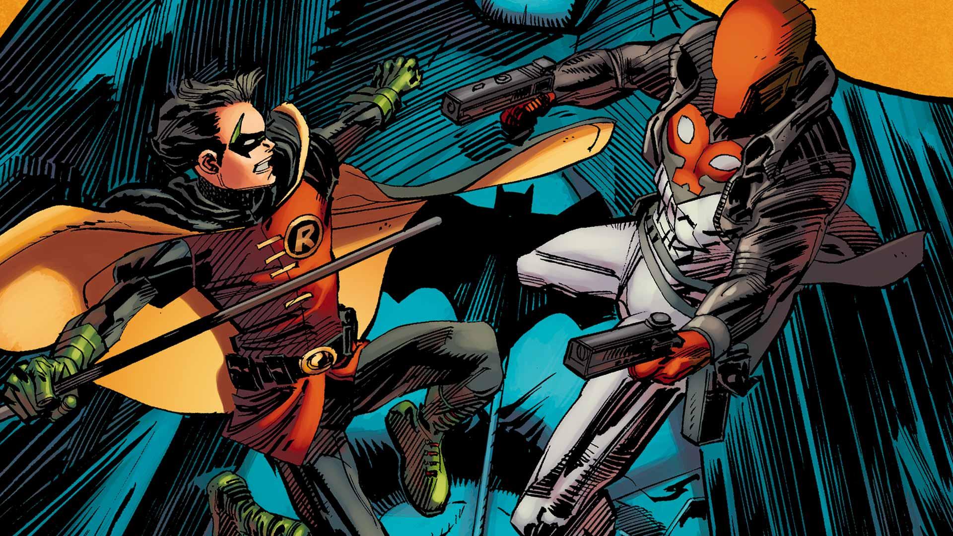 Batman And Robin Wallpaper Desktop Background ~ Sdeerwallpaper