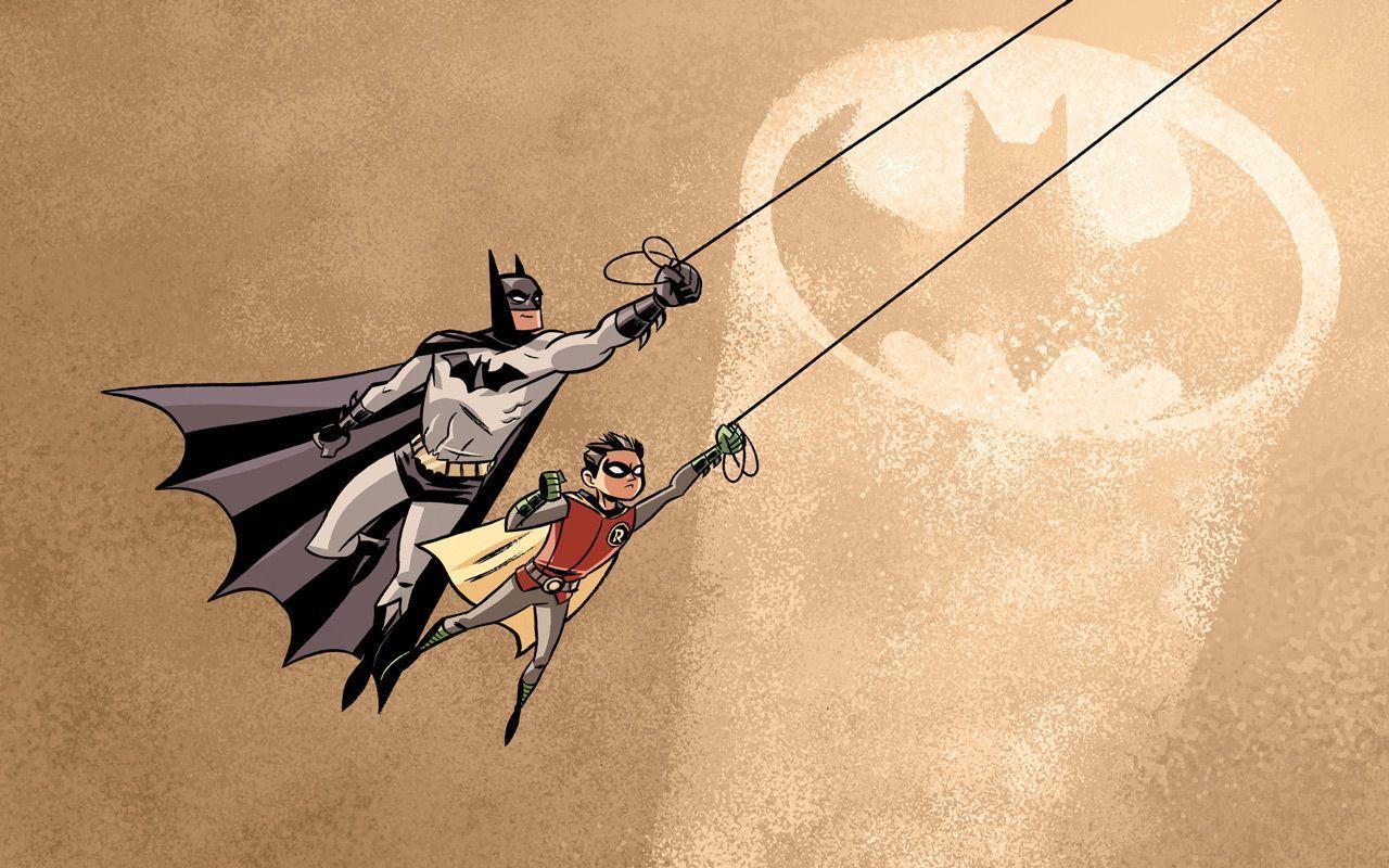 Robin DC HD Wallpaper - WallpaperSafari