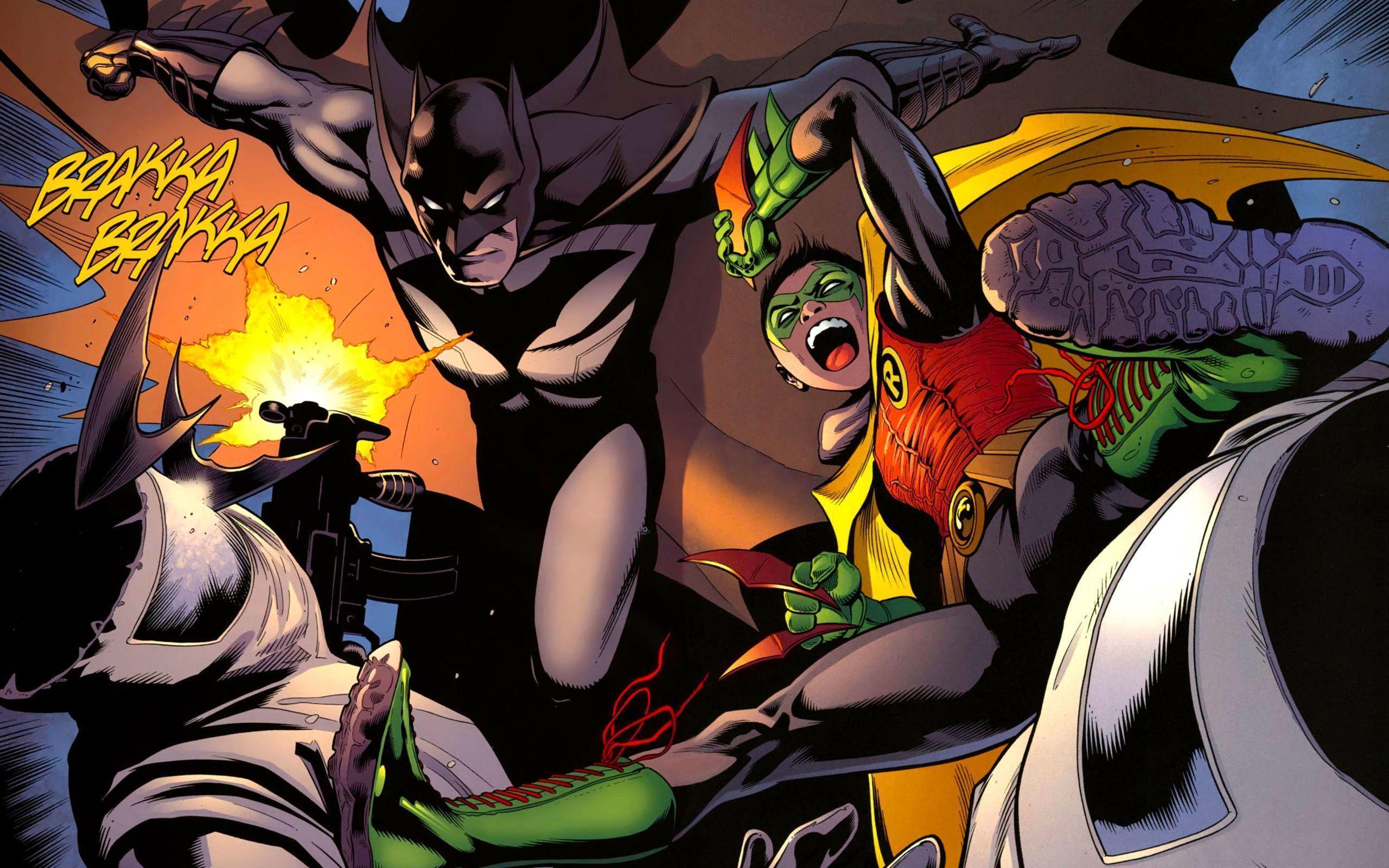 245 Robin (Batman) HD Wallpapers | Backgrounds - Wallpaper Abyss ...