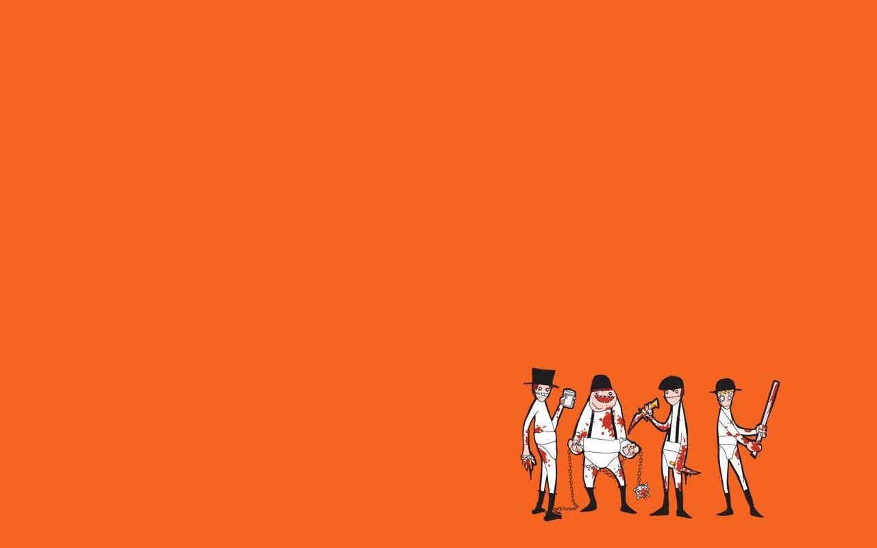 Clockwork Orange Wallpaper - wallpaper.