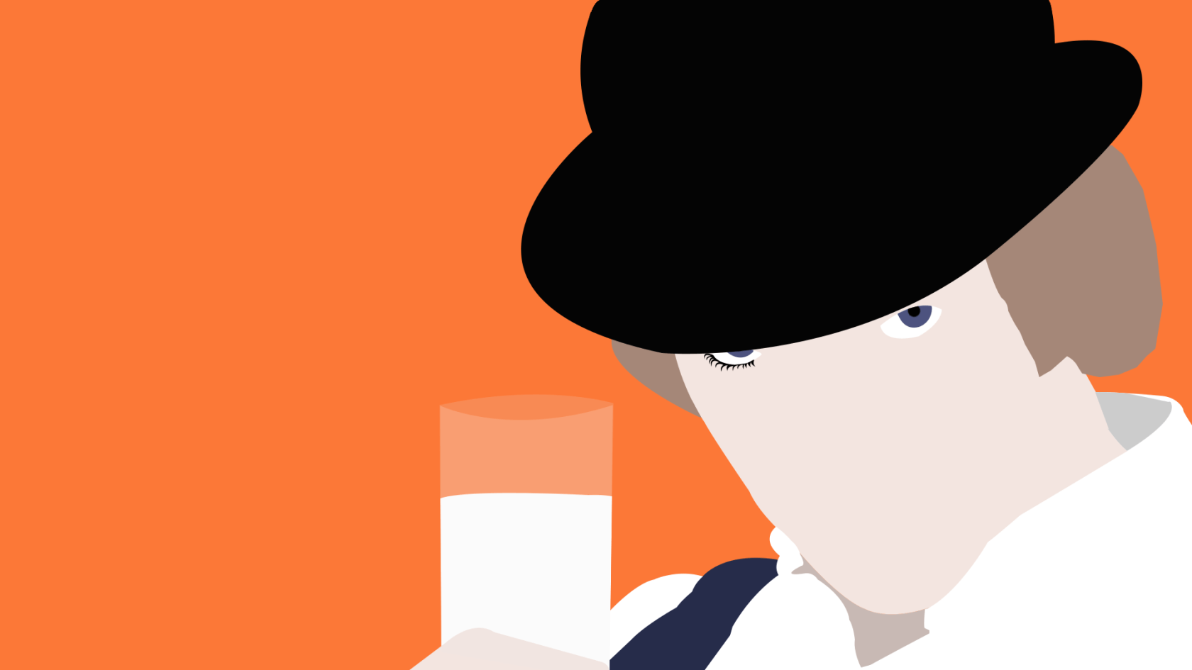 Clockwork Orange Computer Wallpapers, Desktop Backgrounds ...