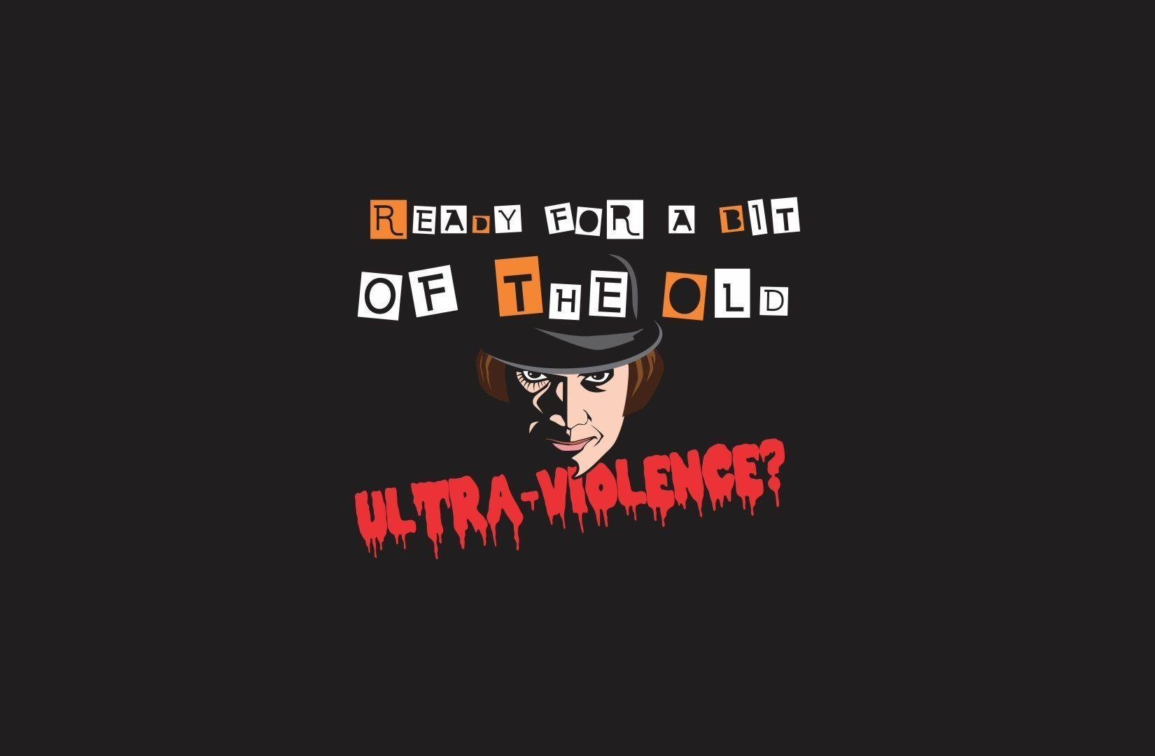 A Clockwork Orange Computer Wallpapers, Desktop Backgrounds ...