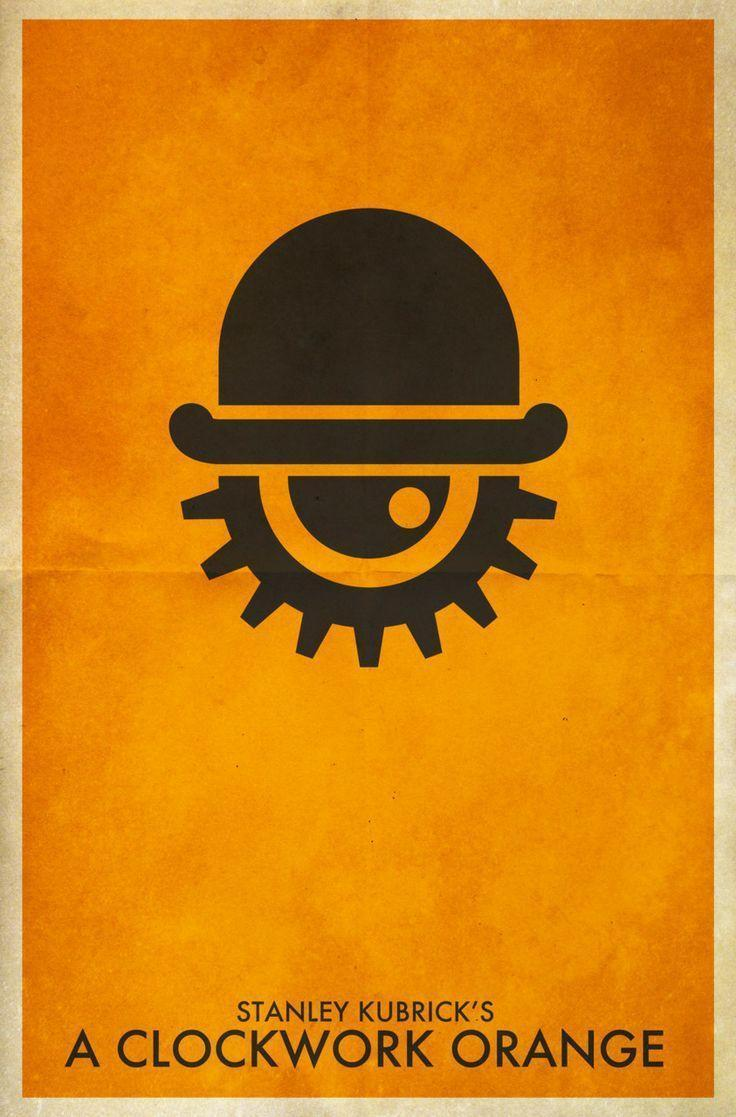 Clockwork Orange - wallpaper.