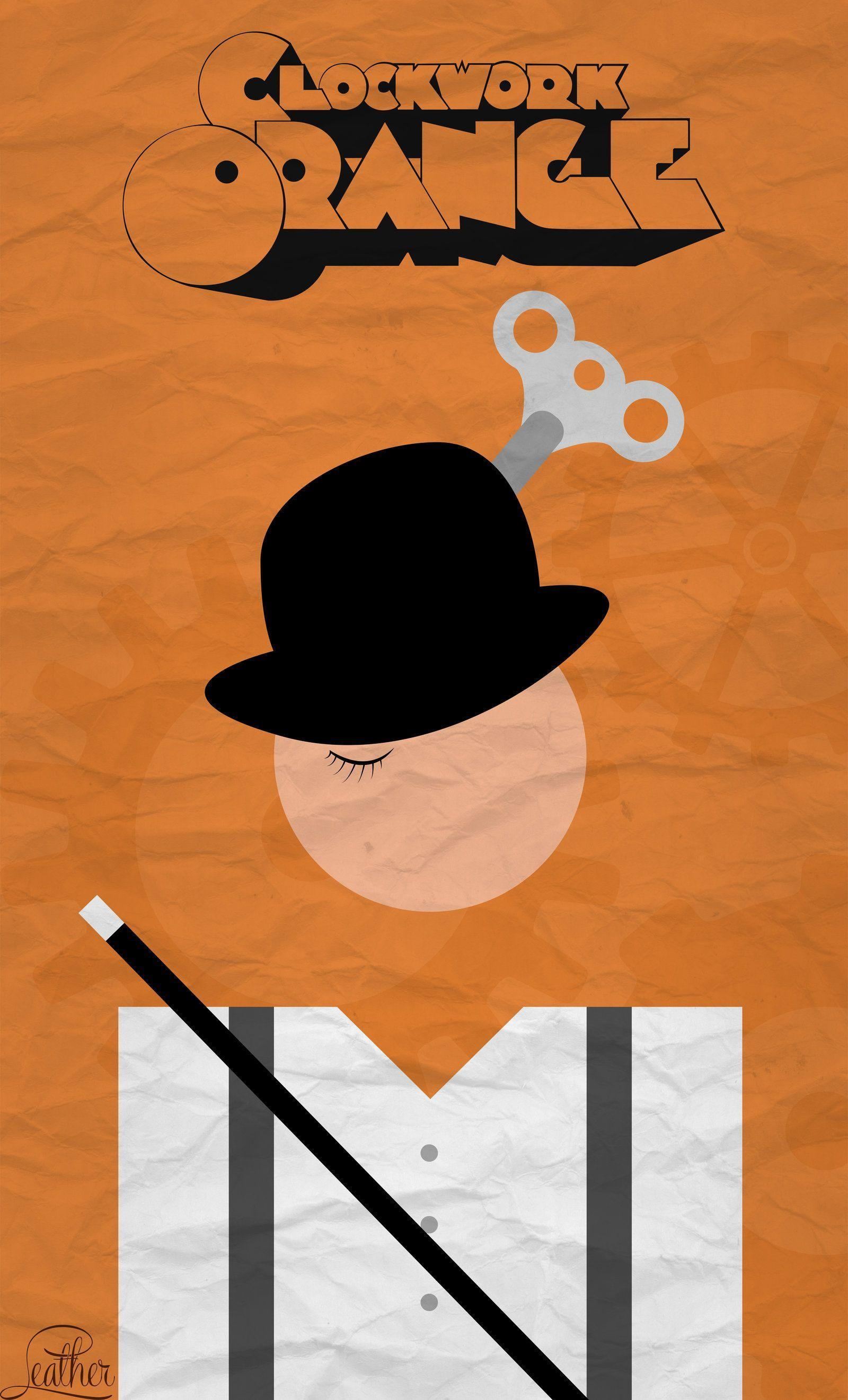 Clockwork Orange Poster - wallpaper.