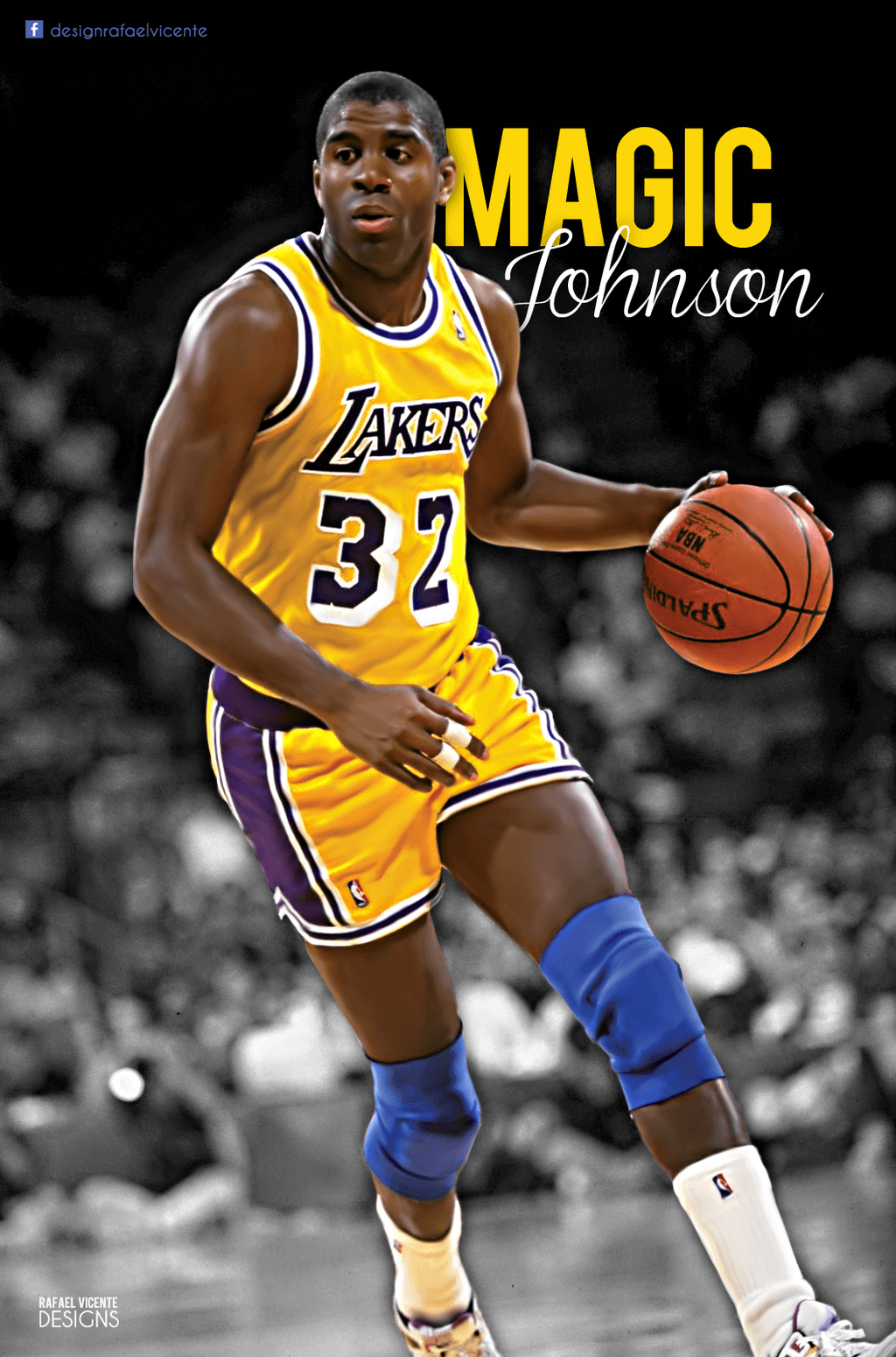 Magic Johnson Wallpapers