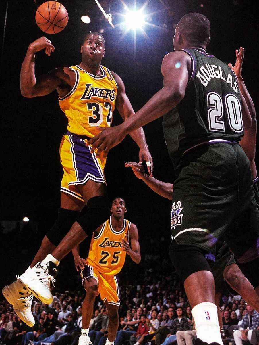 Magic Johnson High Definition HD Wallpapers