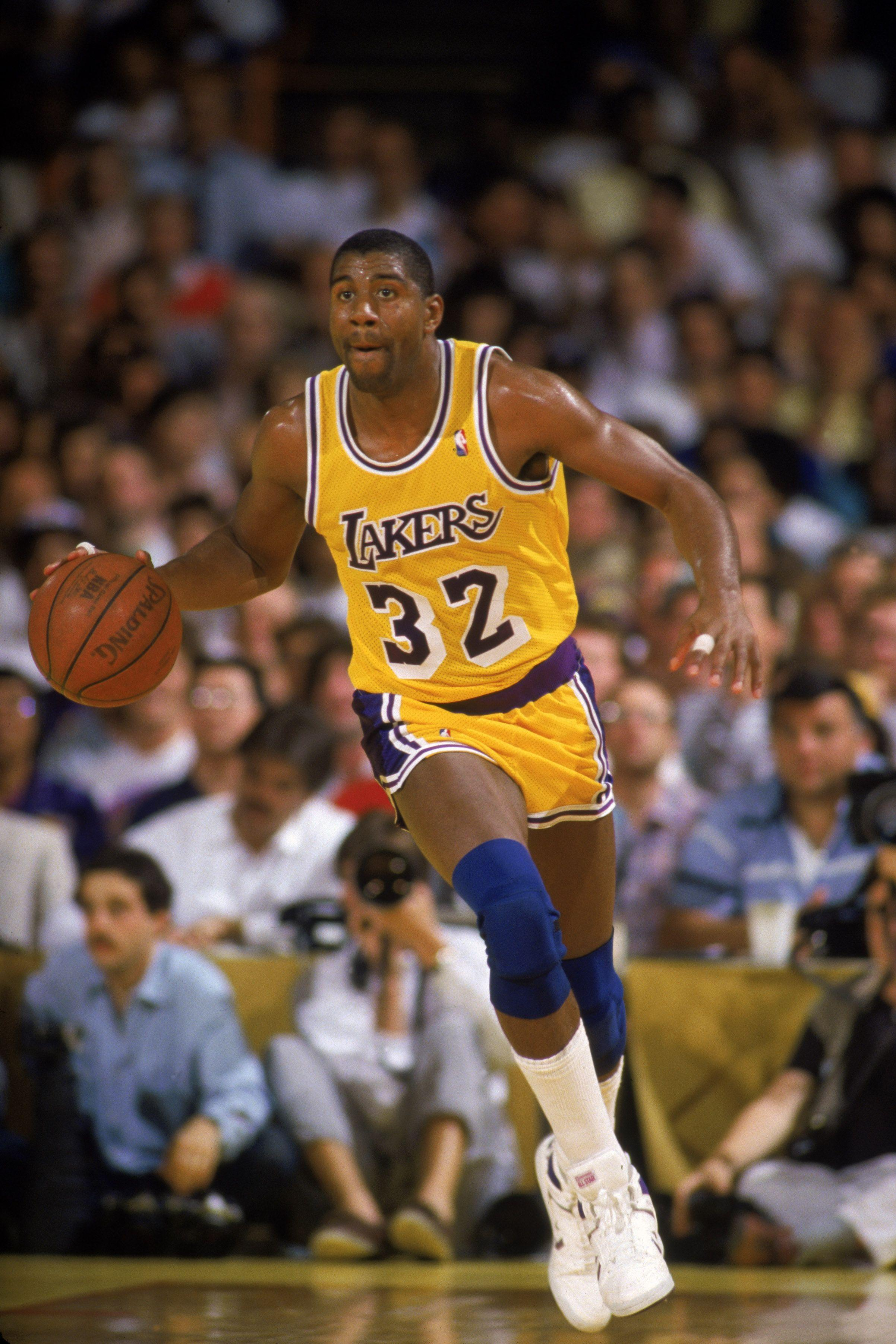 High Quality Magic Johnson Wallpapers