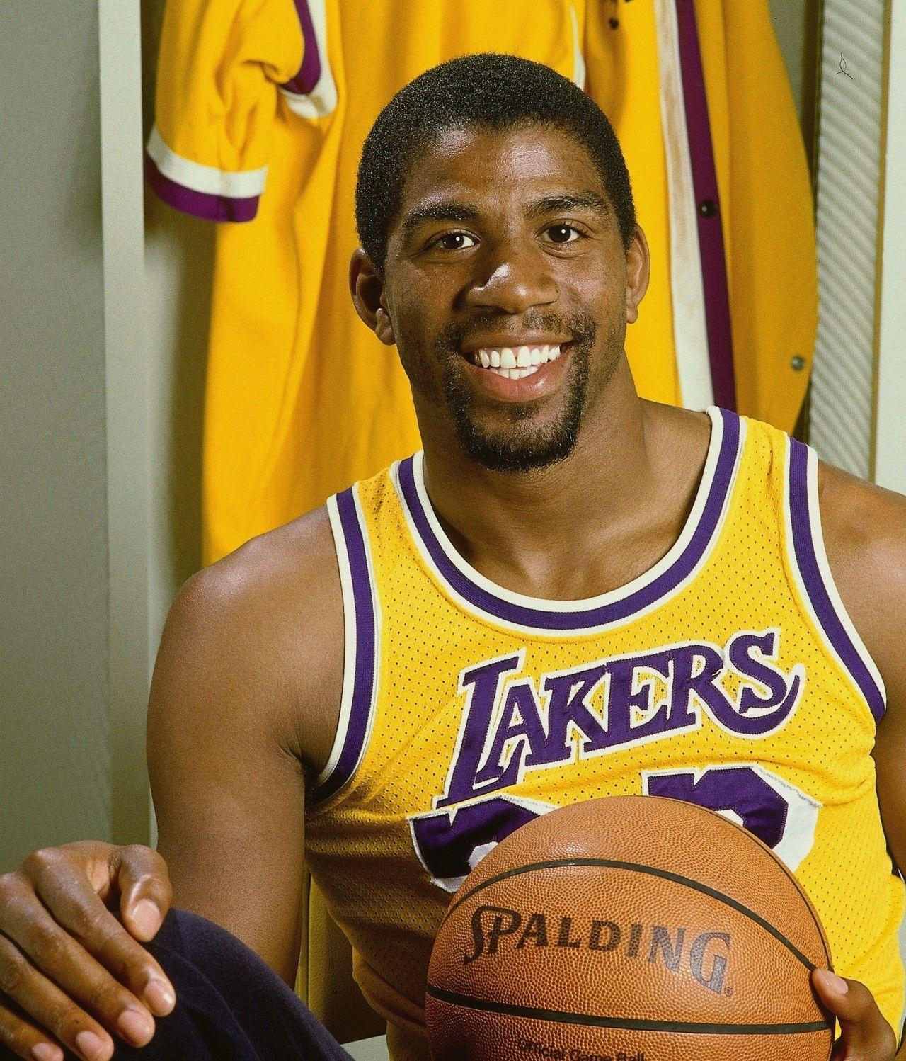 Magic Johnson Wallpapers HD Download