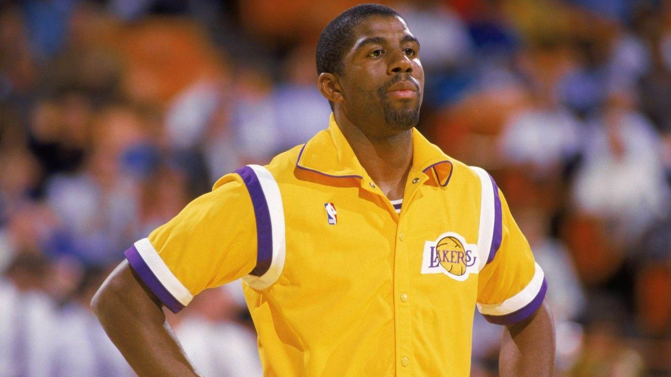 Magic Johnson WallpapersFree Download for Desktop or Mobile Phone