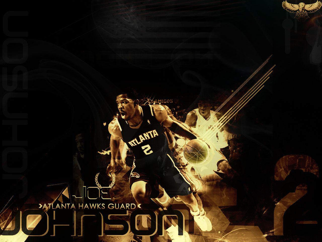 Joe Johnson Hawks Wallpapers