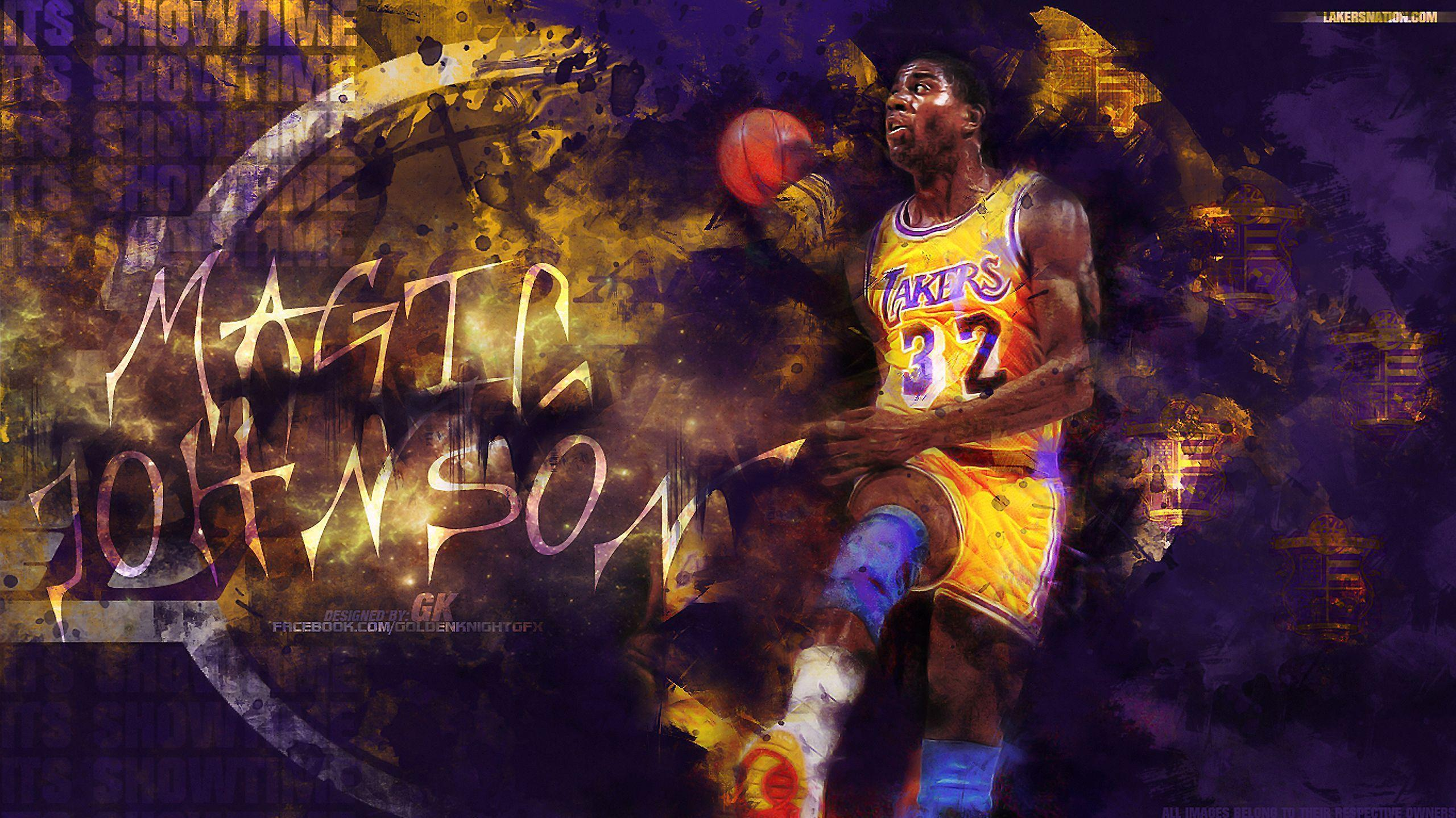 Magic Johnson Wallpapers Related Keywords & Suggestions