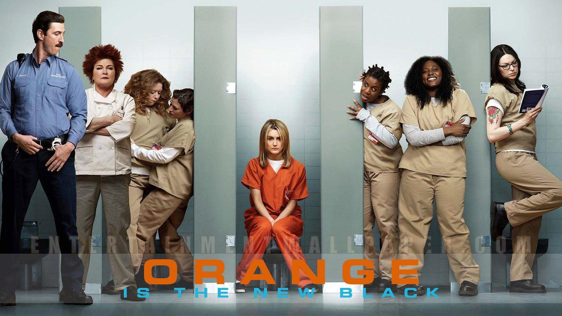 13 Orange Is The New Black HD Wallpapers | Backgrounds - Wallpaper ...