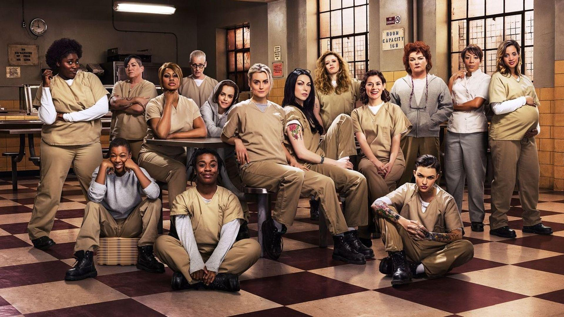 7 Orange Is The New Black HD Wallpapers | Backgrounds - Wallpaper ...