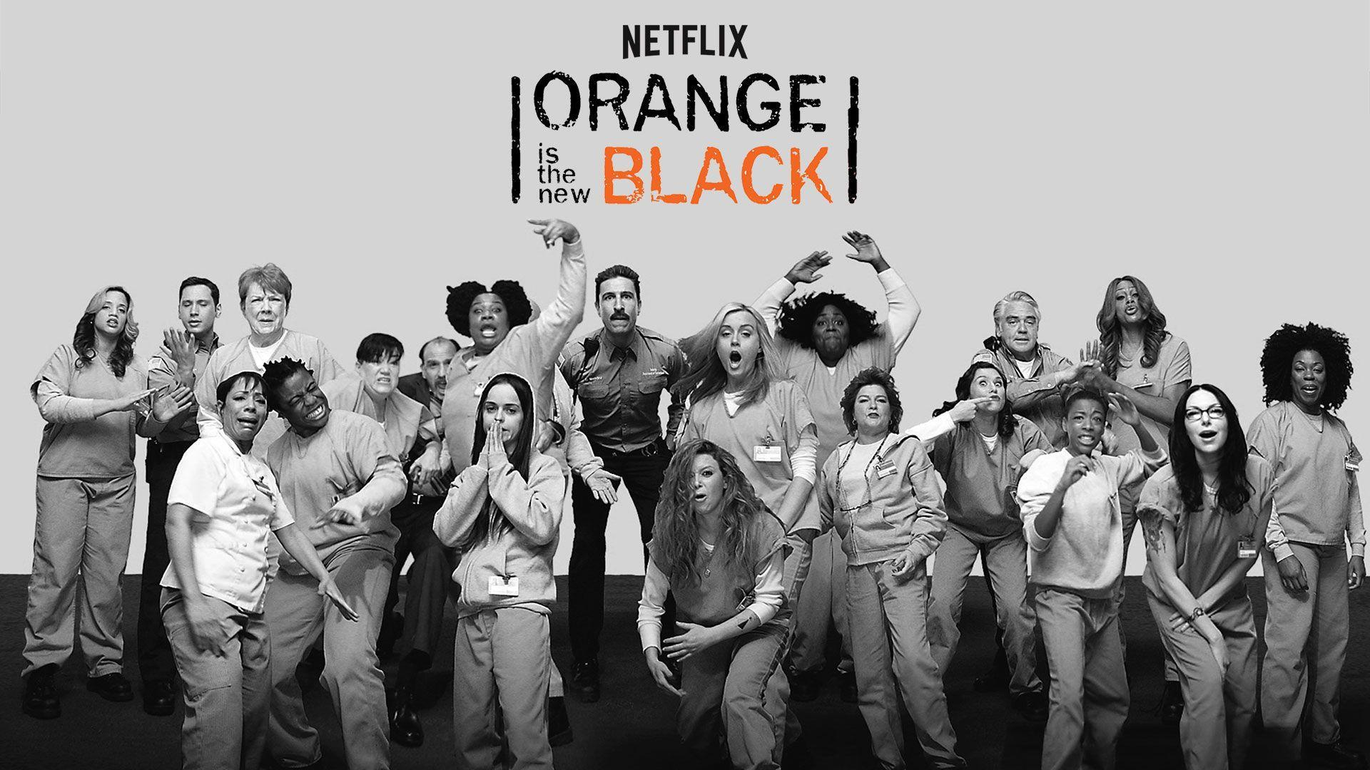 orange is the new black wallpapers wallpaper cave