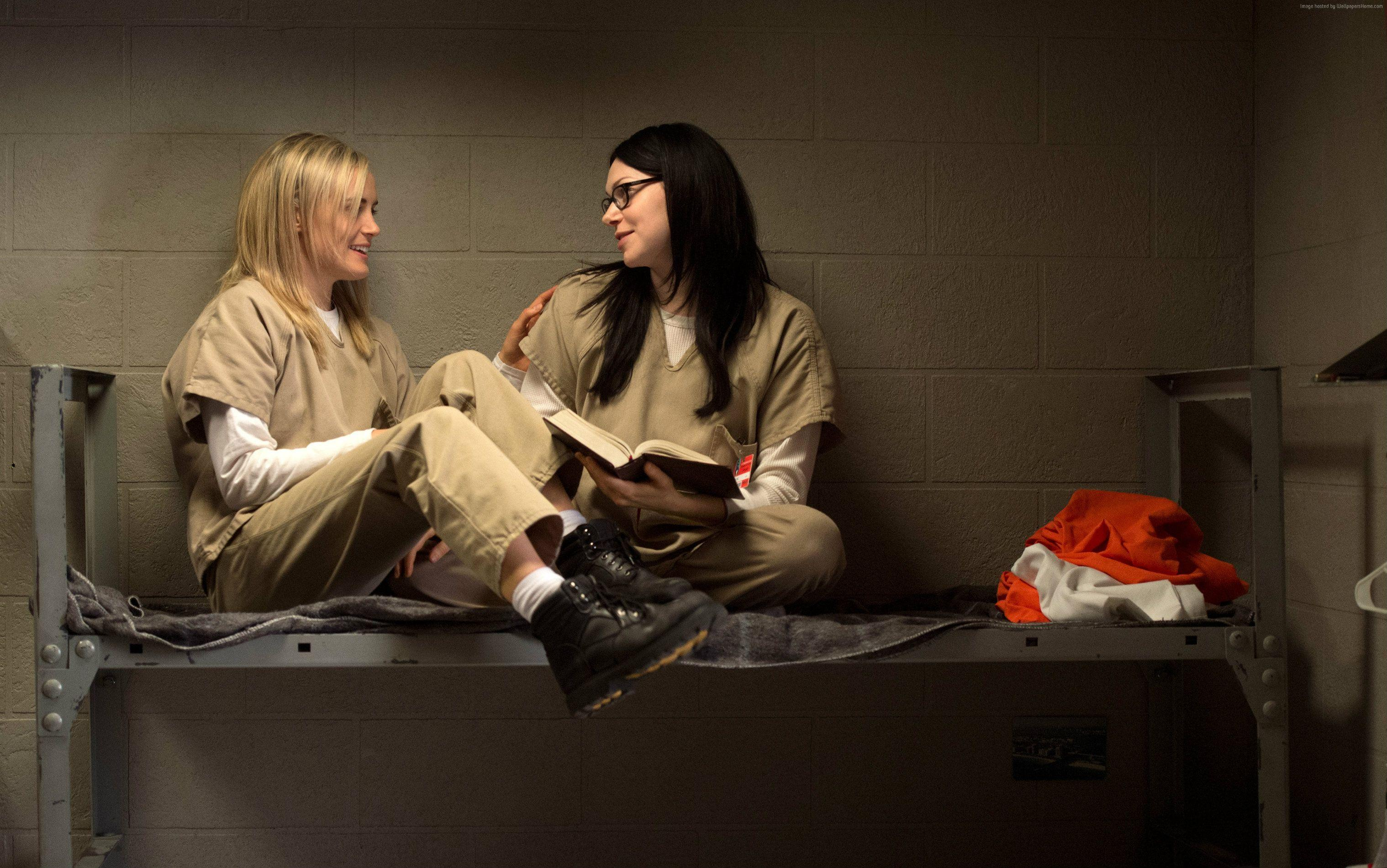Orange is the new black tv series wallpapers