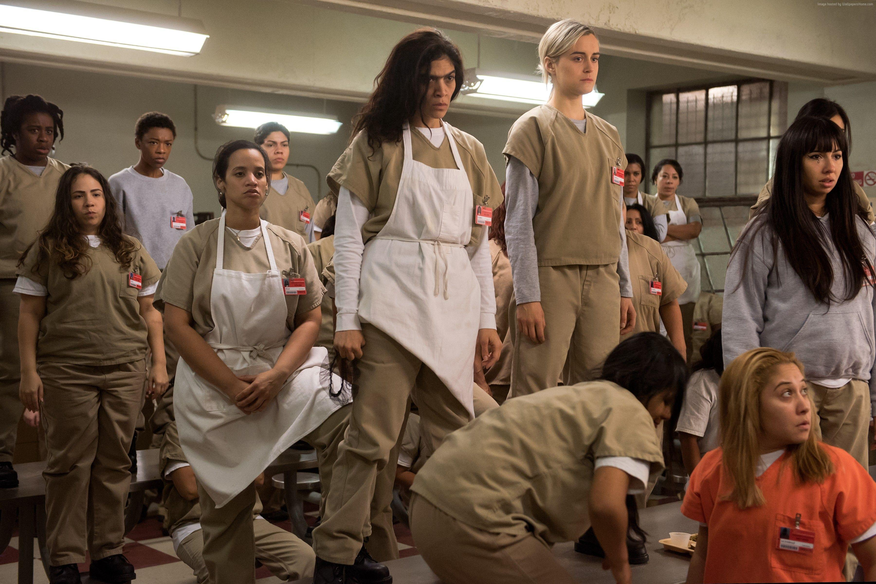 Orange is the new black Wallpaper, Movies: Orange is the new black ...