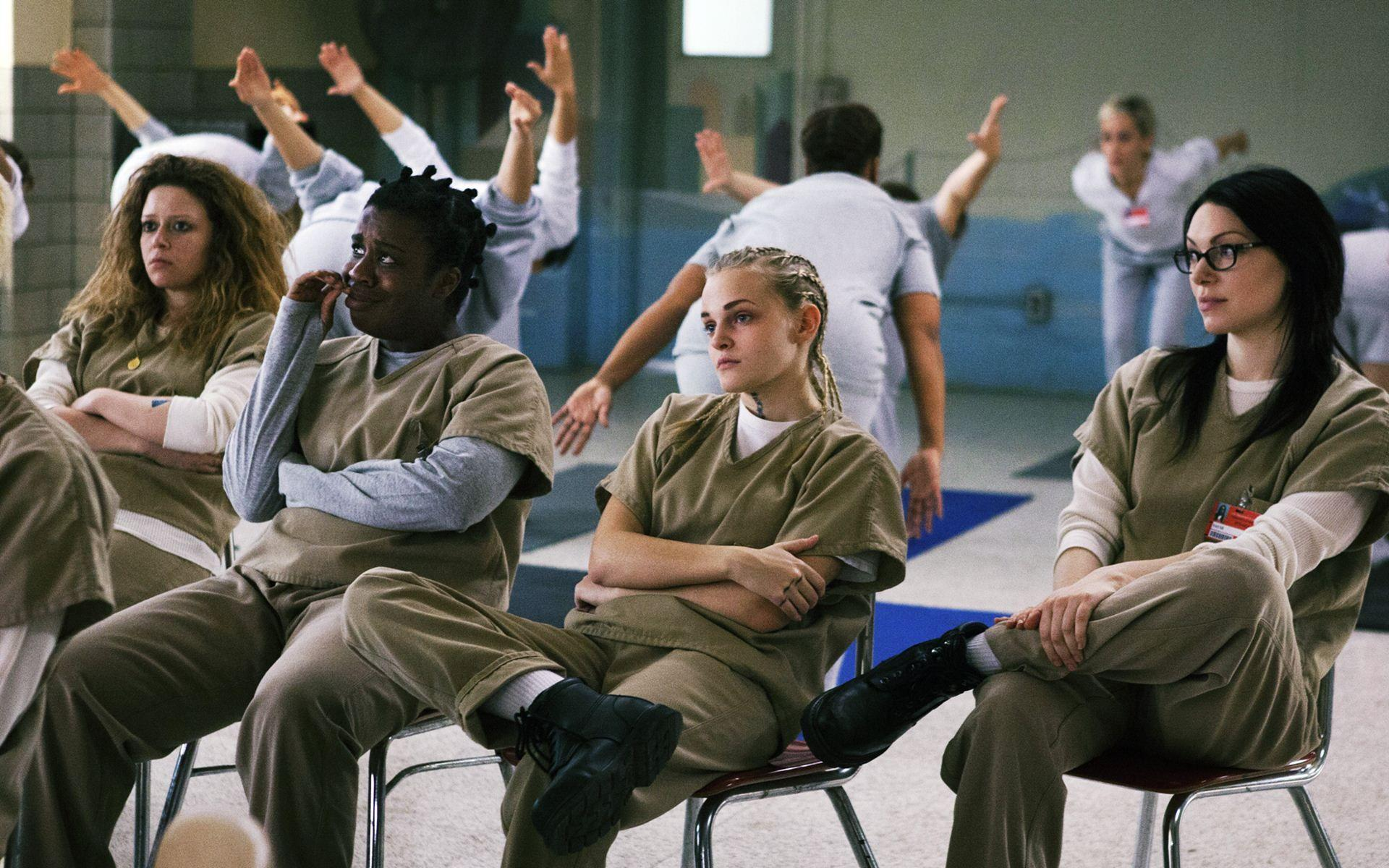 Orange Is the New Black - Workout session - 1920x1200 - Full HD 16 ...