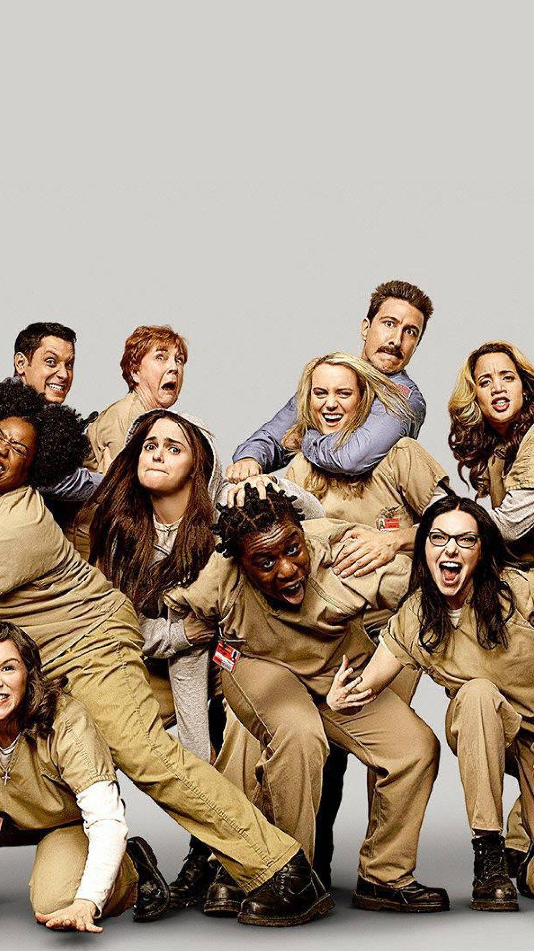 Orange Is the New Black, OITNB Wallpaper for iPhone 6 Plus