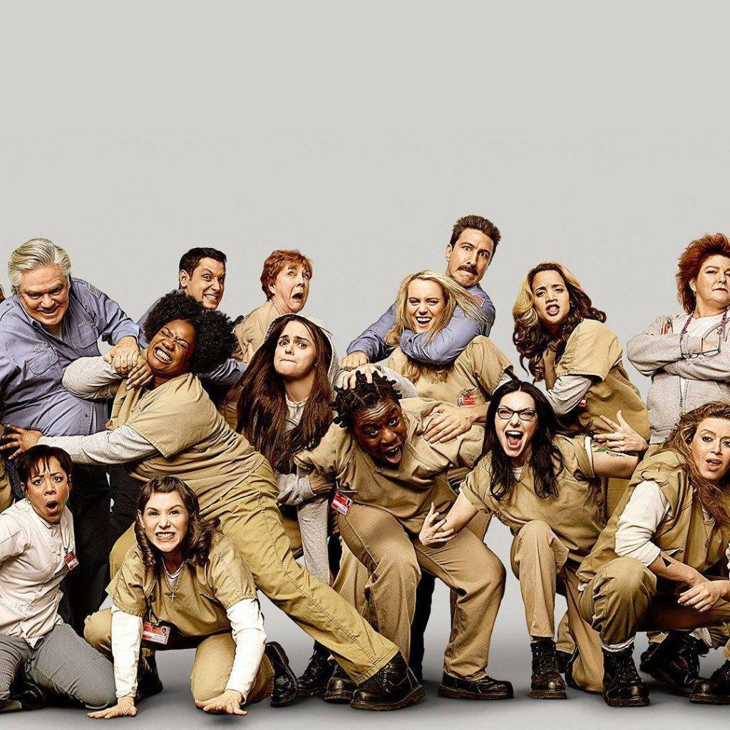 Orange Is the New Black, OITNB Wallpaper for iPad