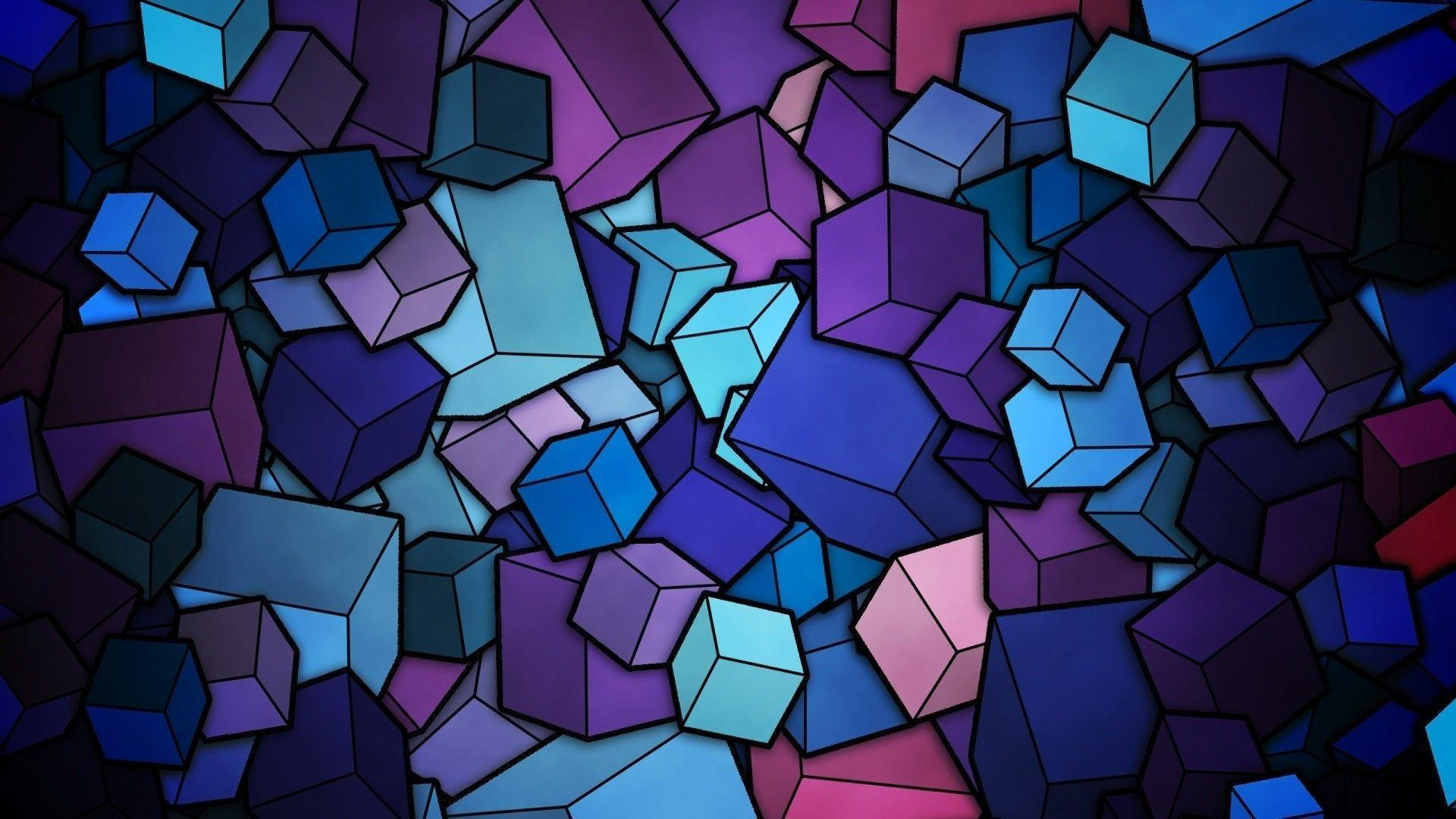 cubes wallpapers wallpaper cave