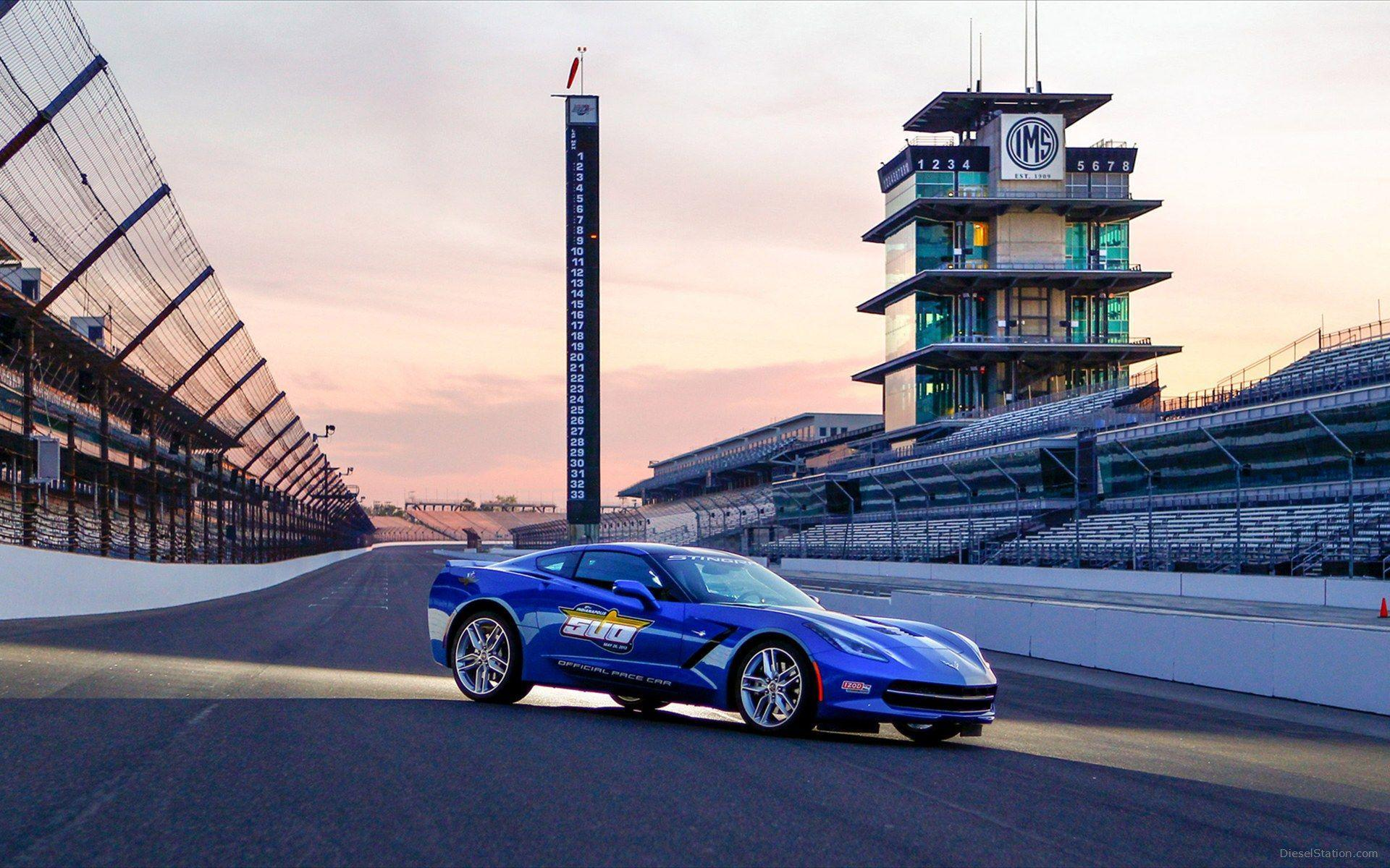 Chevrolet Corvette Stingray Indy 500 Pace Car 2014 Widescreen Exotic ...