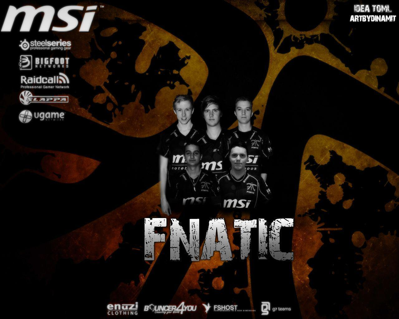 fnatic wallpapers by DINAMIT956