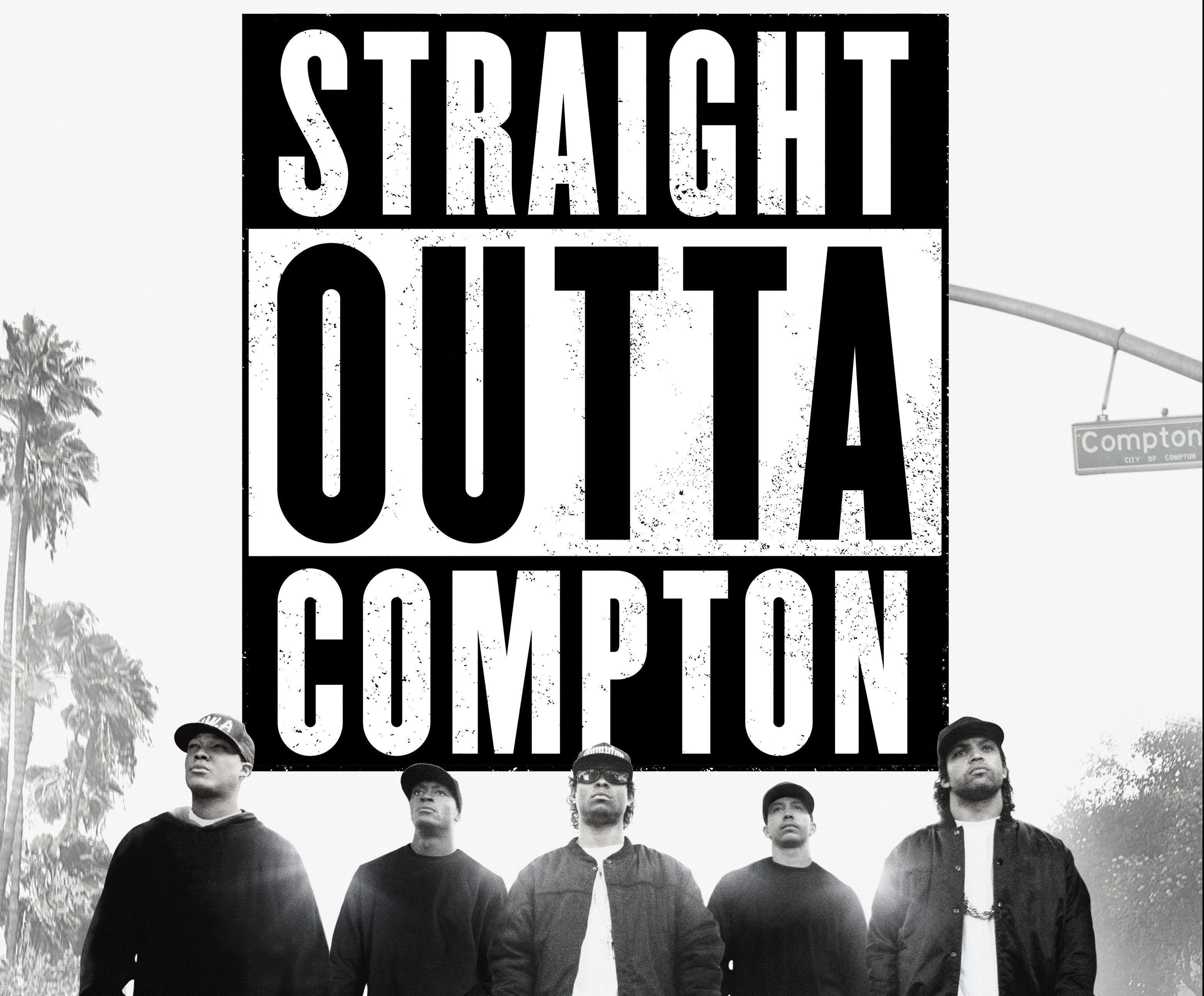 Straight Outta Compton Wallpapers