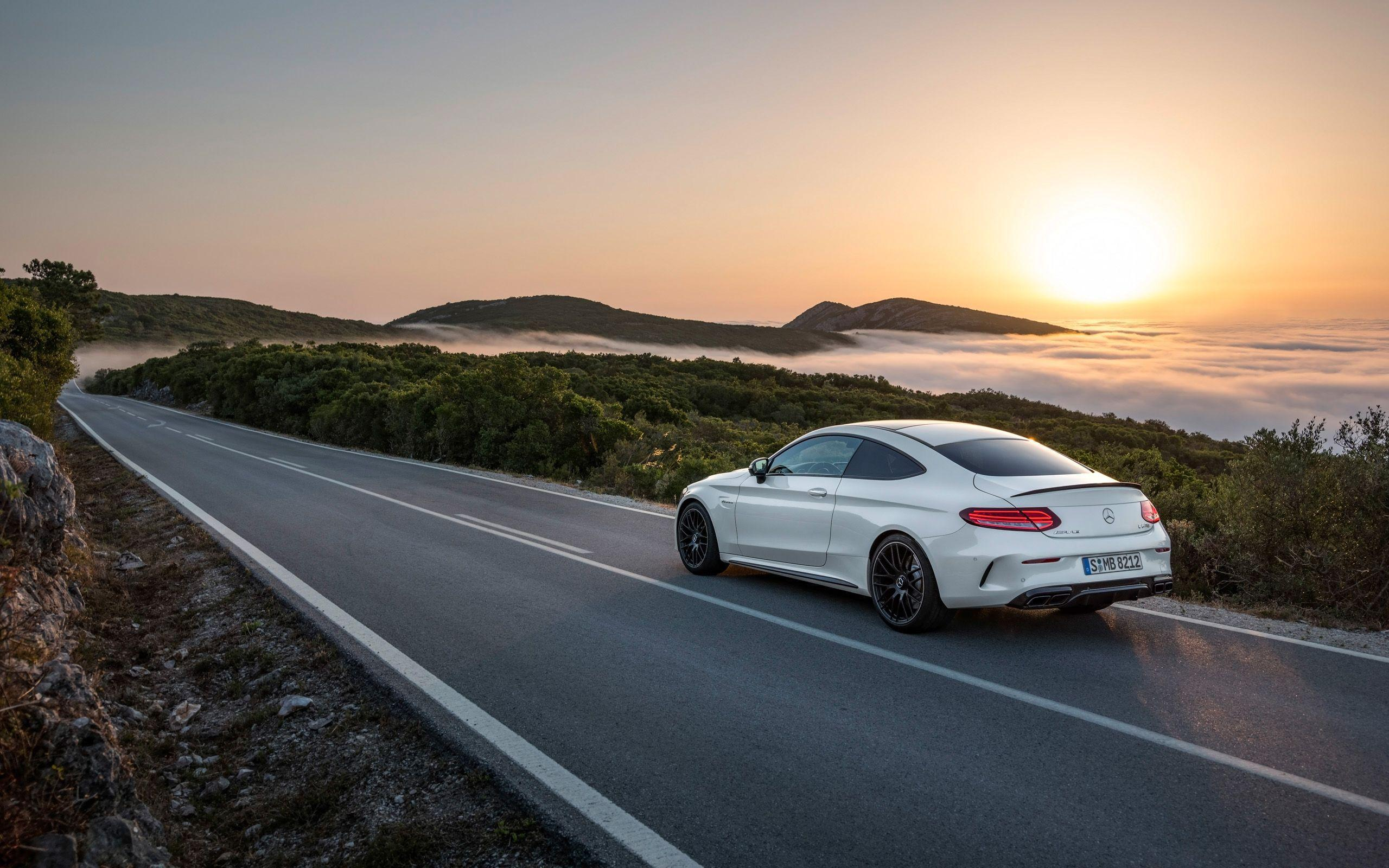 2016 Mercedes AMG C63 S Coupe 2 Wallpaper | HD Car Wallpapers