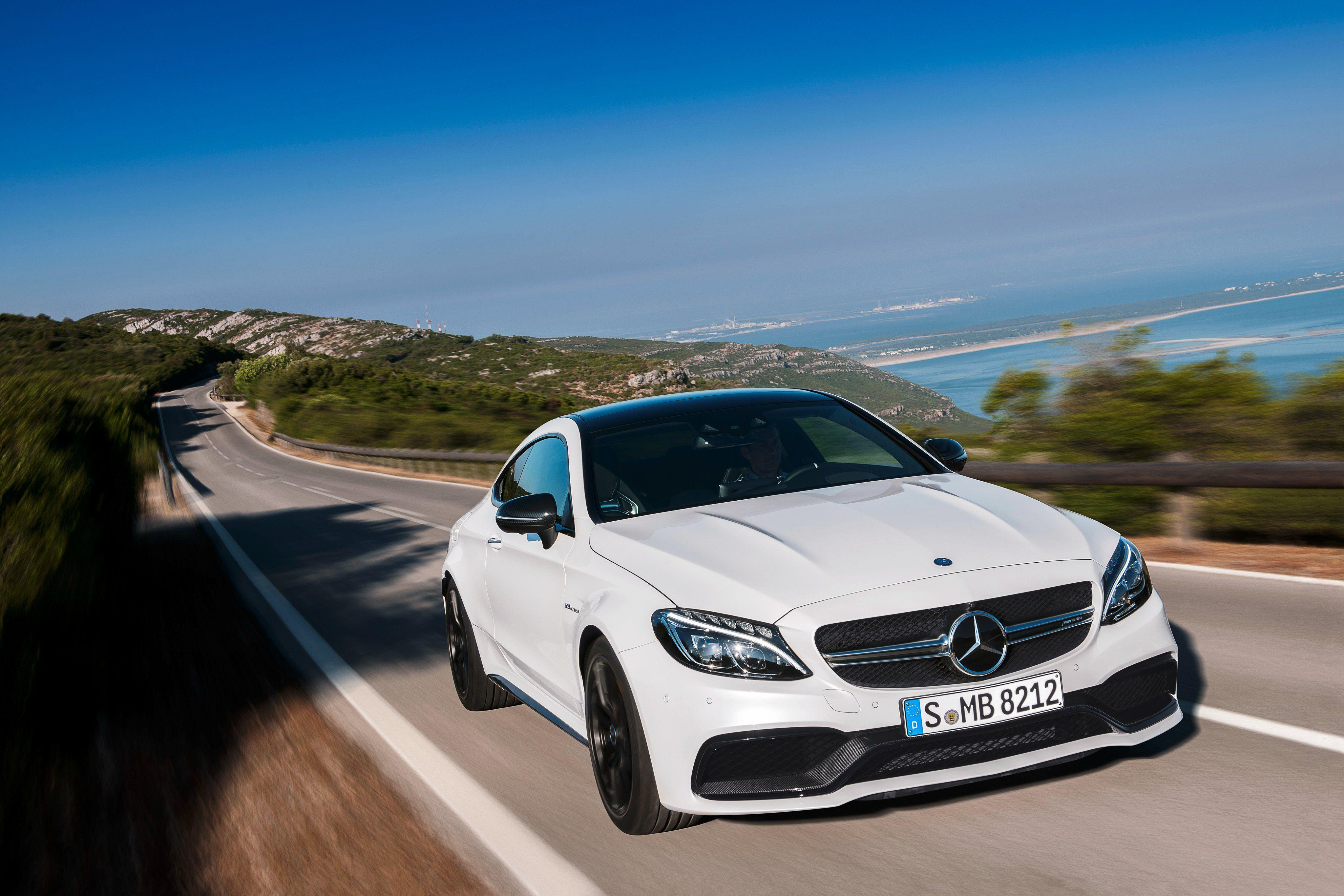 Mercedes Amg C63 S Coupe Wallpapers Wallpaper Cave