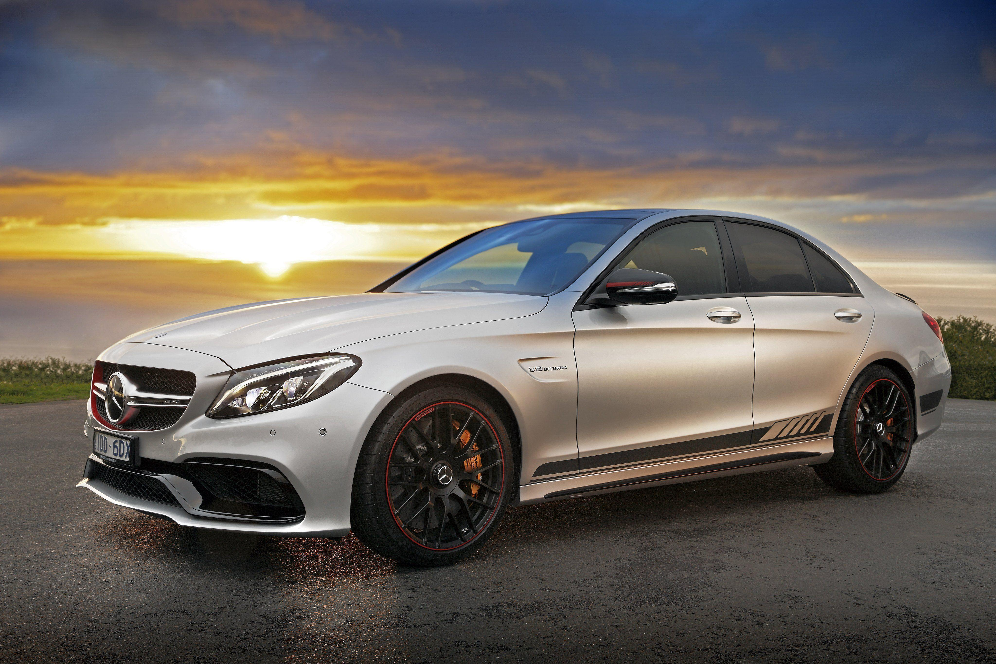 Mercedes-AMG C63 S Coupe Wallpapers - Wallpaper Cave