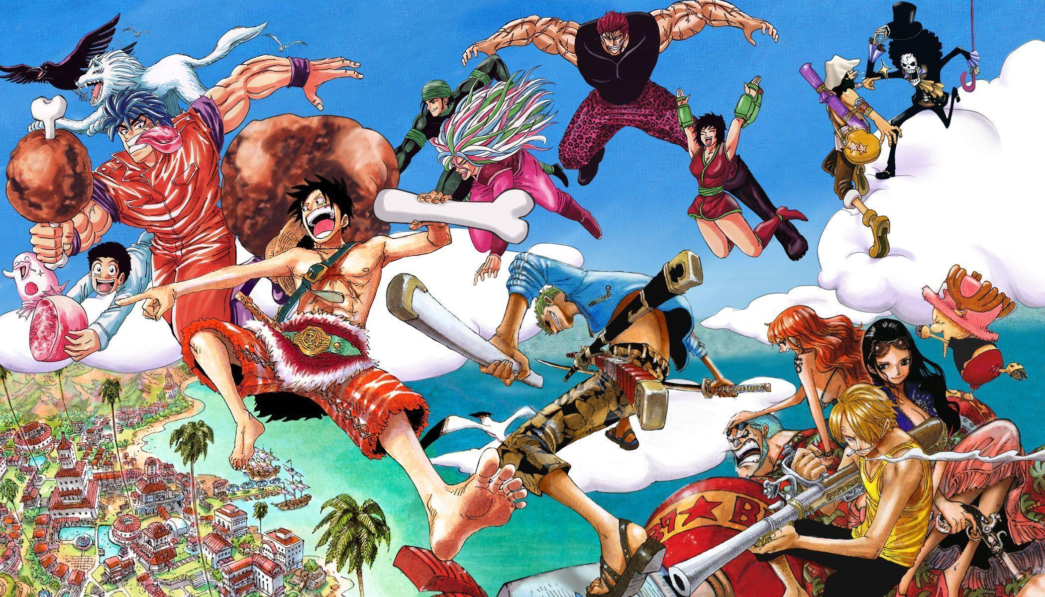 Toriko Wallpapers High Quality Download Free