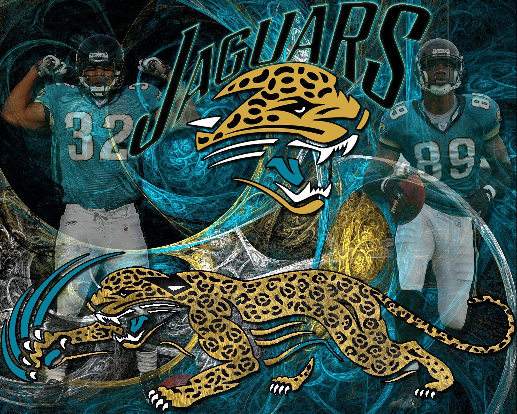Wallpapers By Wicked Shadows: Jacksonville Jaguars Wicked Wallpapers