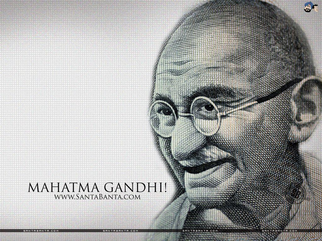 Mahatma Gandhi Wallpapers - Wallpaper Cave