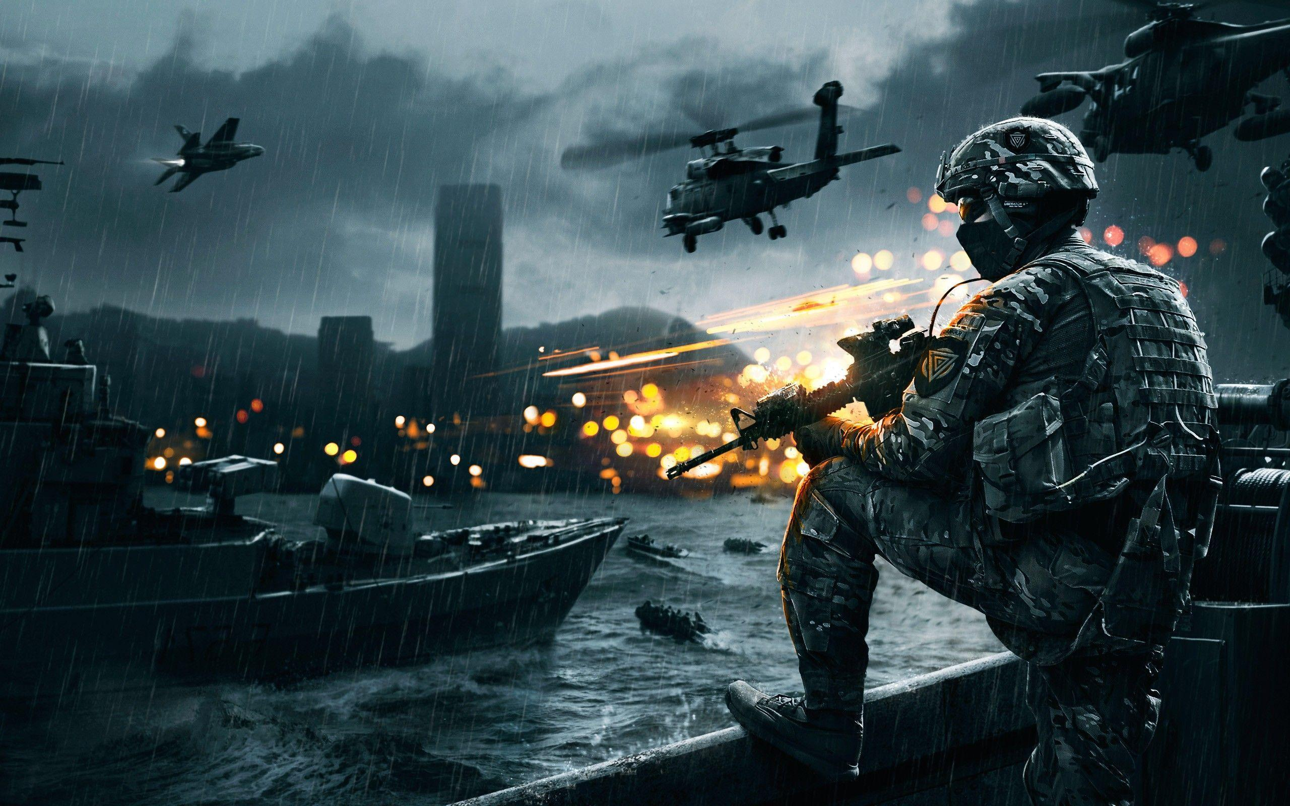 Battlefield 4 Wallpapers Wallpaper Cave
