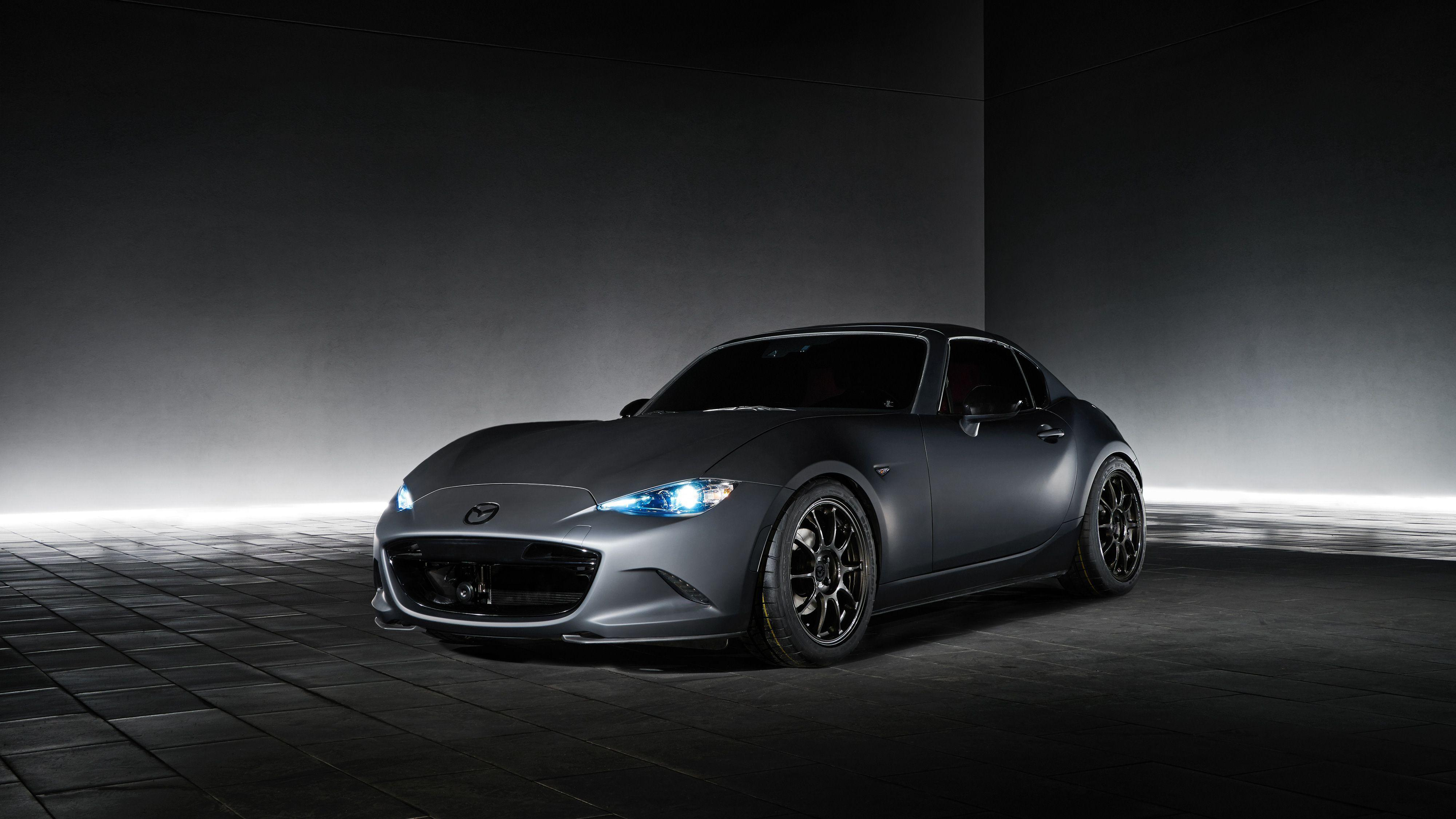Mazda MX 5 Miata RF Roadster 2017 Wallpaper | HD Car Wallpapers