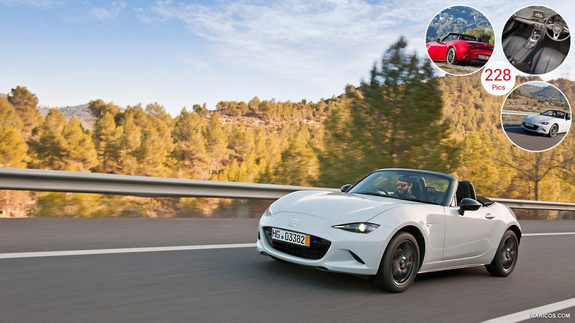 2016 Mazda MX-5 Miata - Front | HD Wallpaper #3
