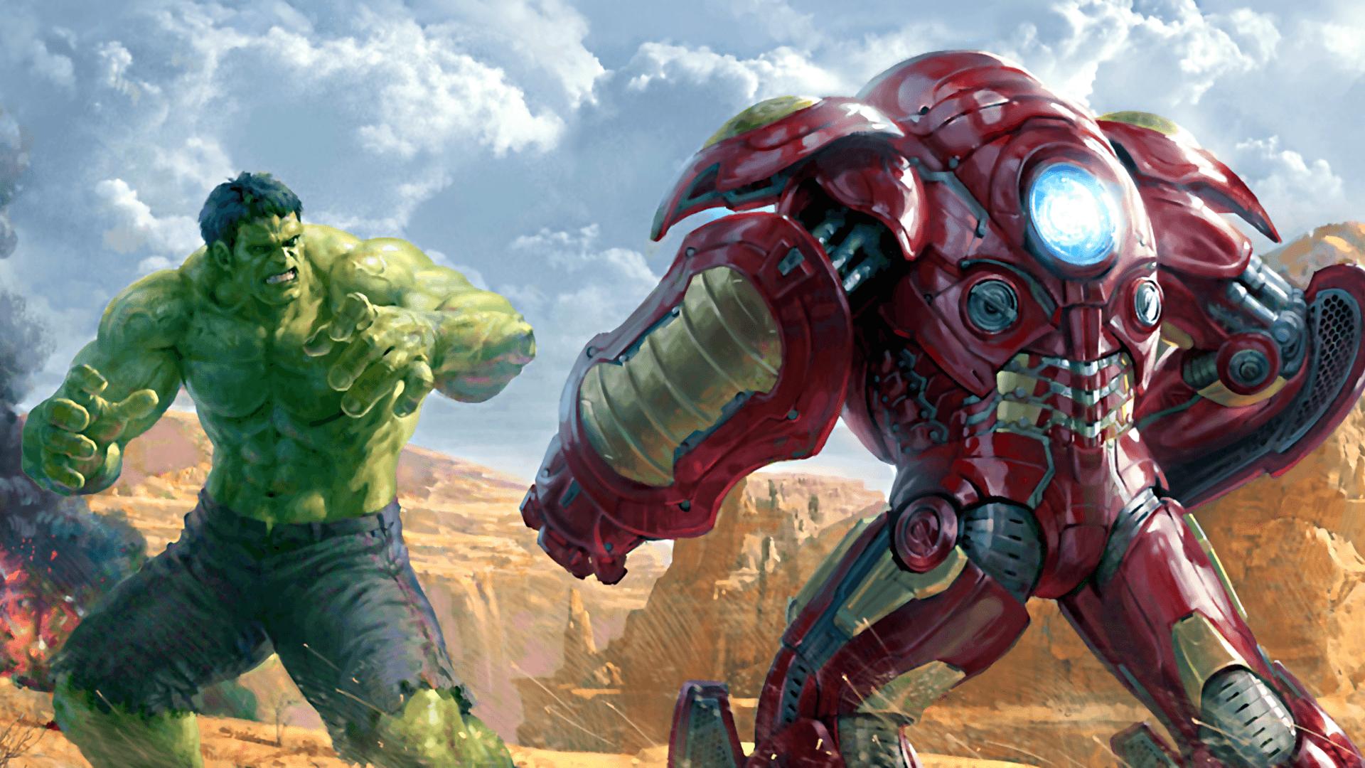 Hd wallpaper hulk - Hulkbuster Wallpaper Wallpapersafari