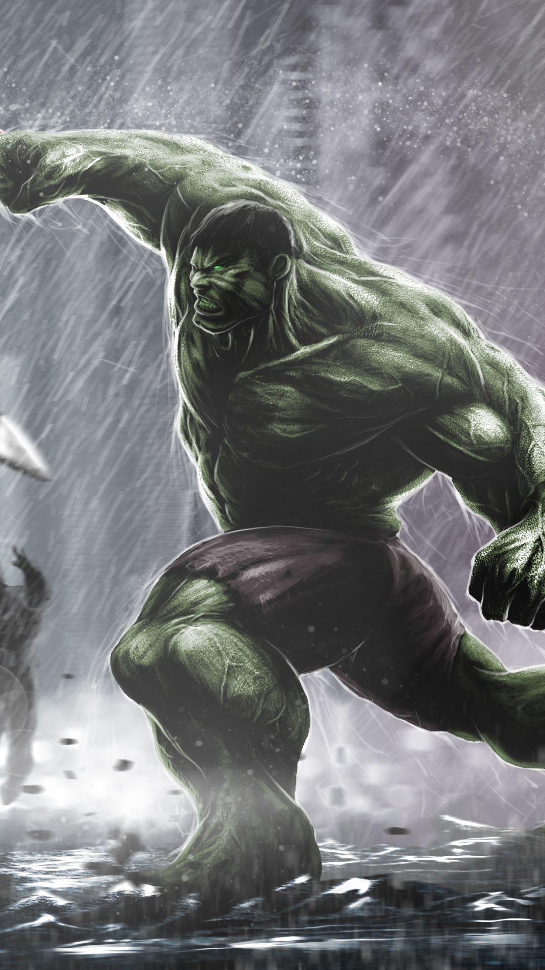 Hulk Vs Hulkbuster Wallpapers Wallpaper Cave