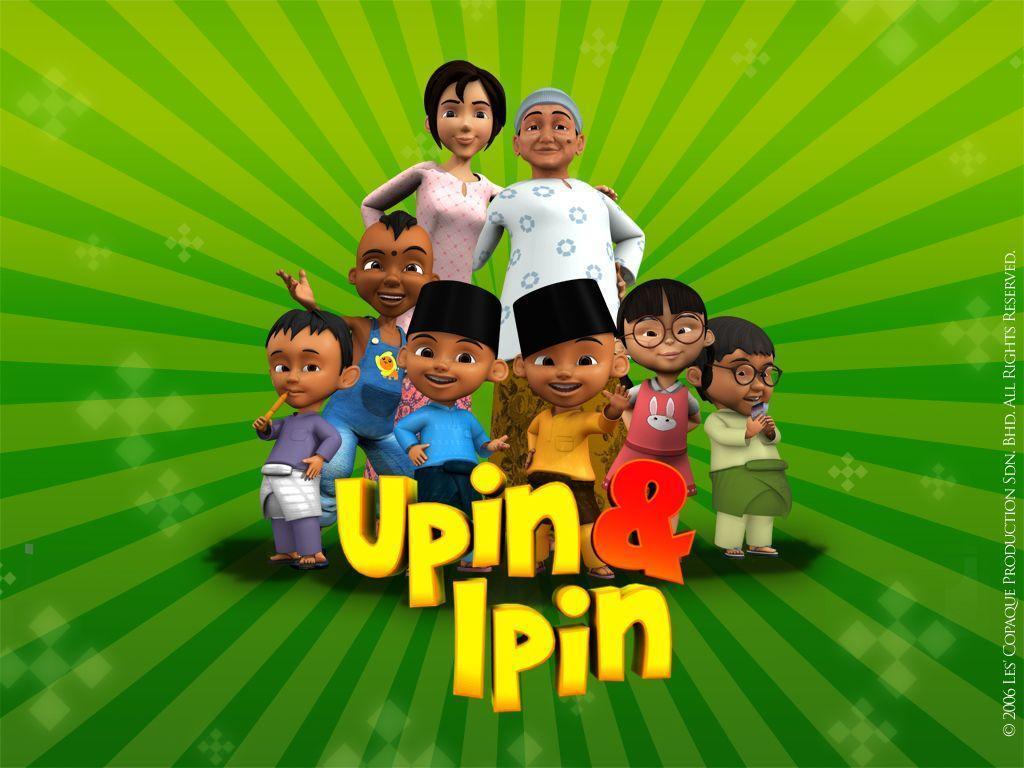 Upin Amp Ipin Wallpapers